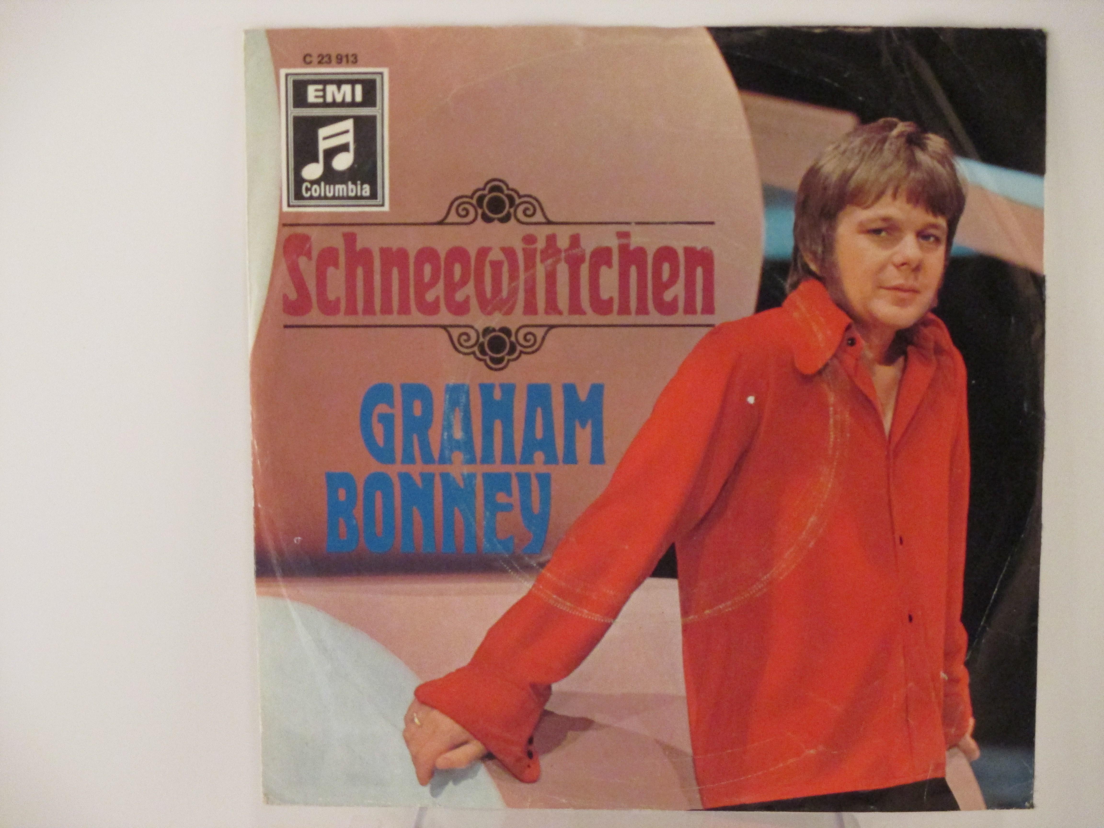 GRAHAM BONNEY (of Riot Squad) : Schneewittchen / Wähle 3-3-3