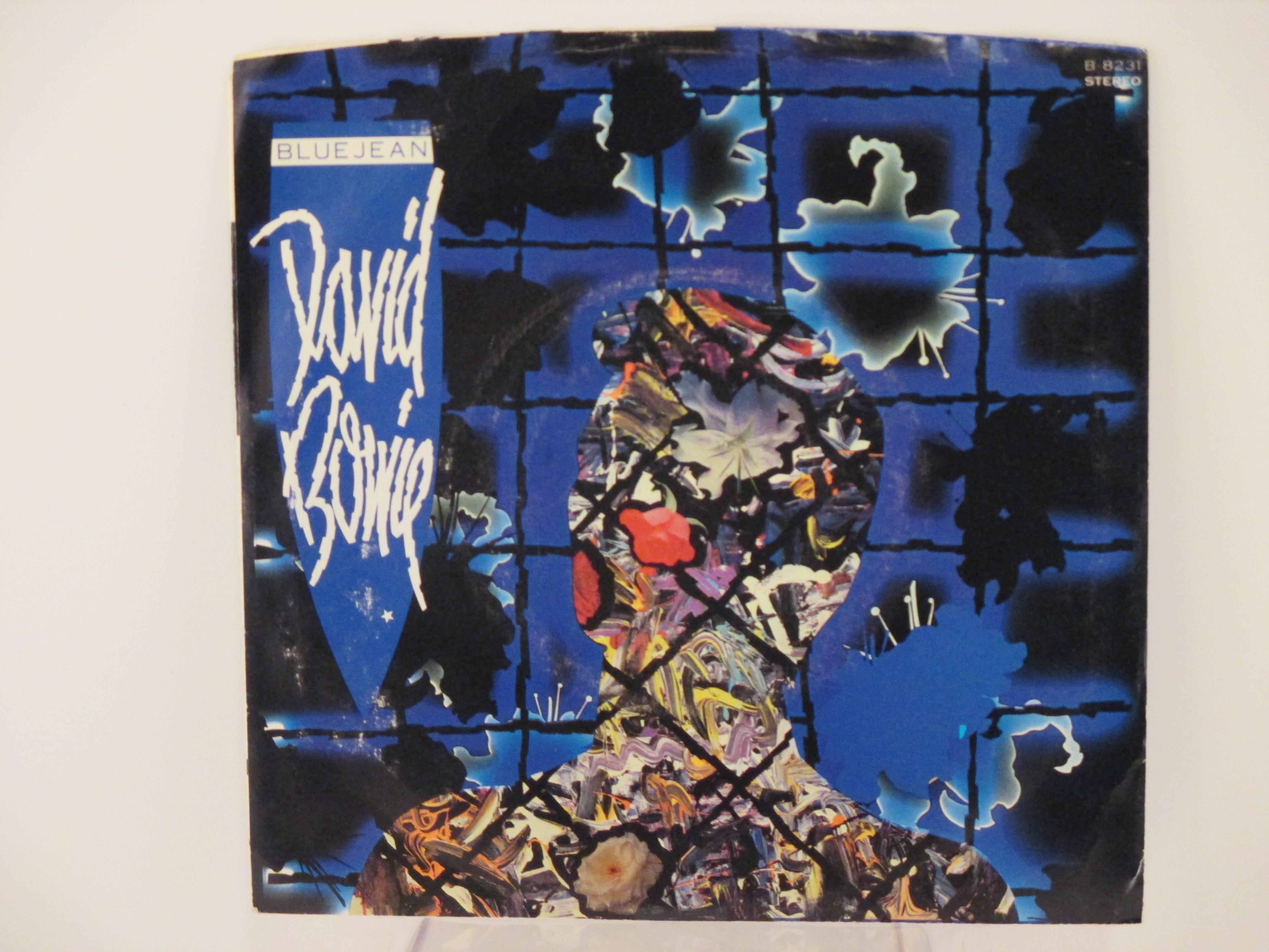 DAVID BOWIE : Blue Jean / Dancing with the big boys