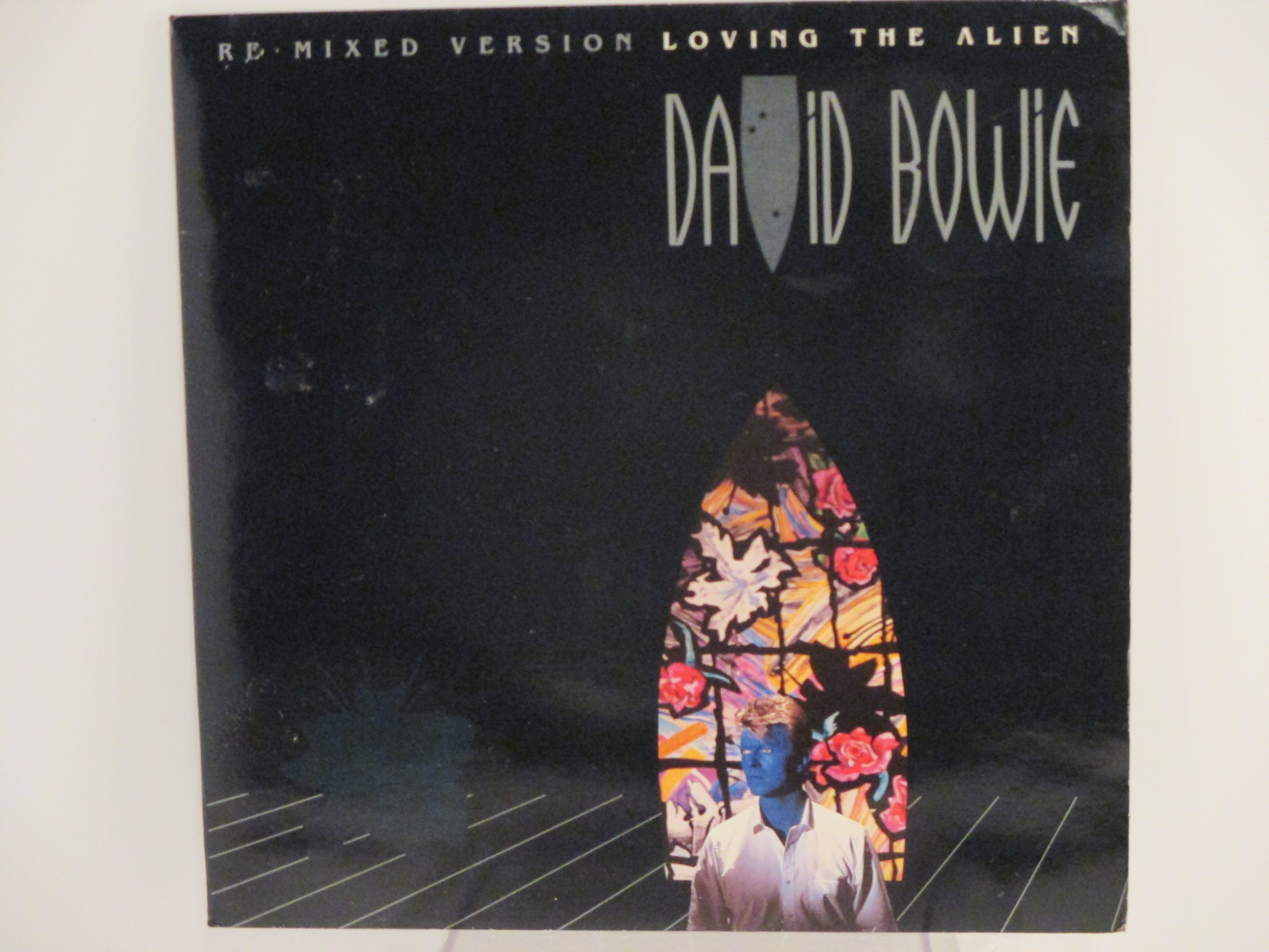 DAVID BOWIE : Loving the alien / Don't look down