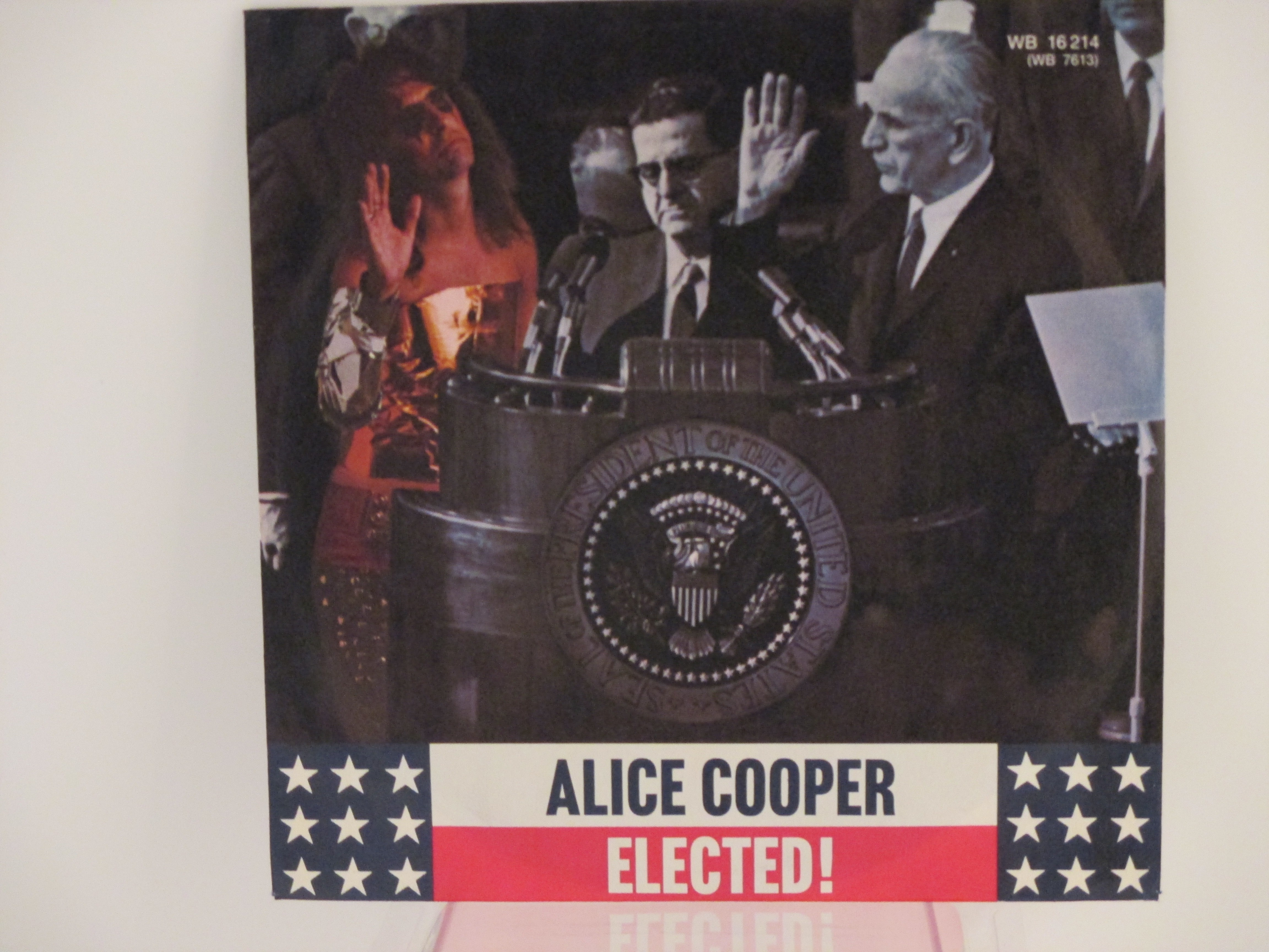ALICE COOPER : Elected / Luney tune