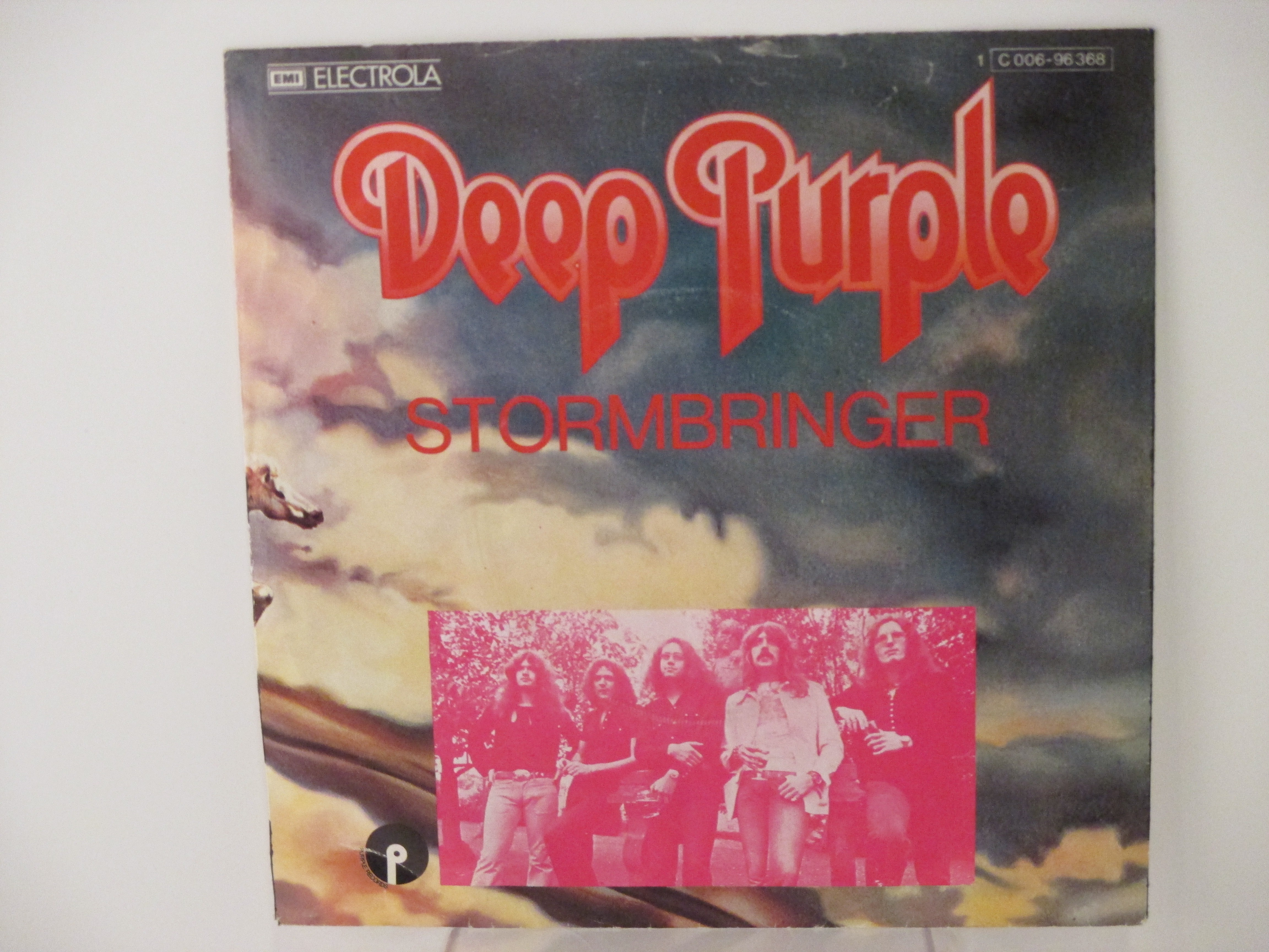 DEEP PURPLE : Stormbringer / Love don't mean a thing
