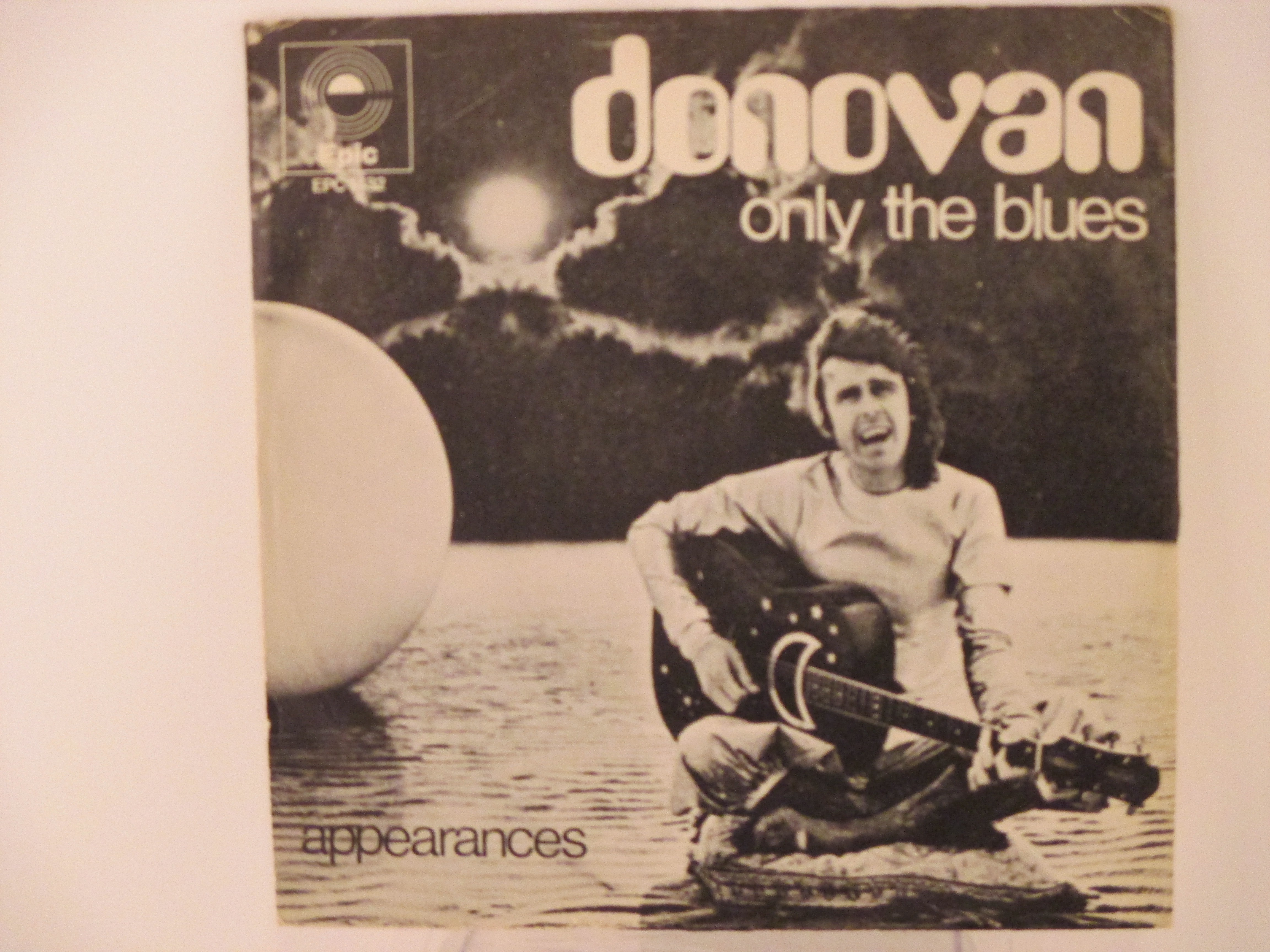 DONOVAN : Only the blues / Appearences