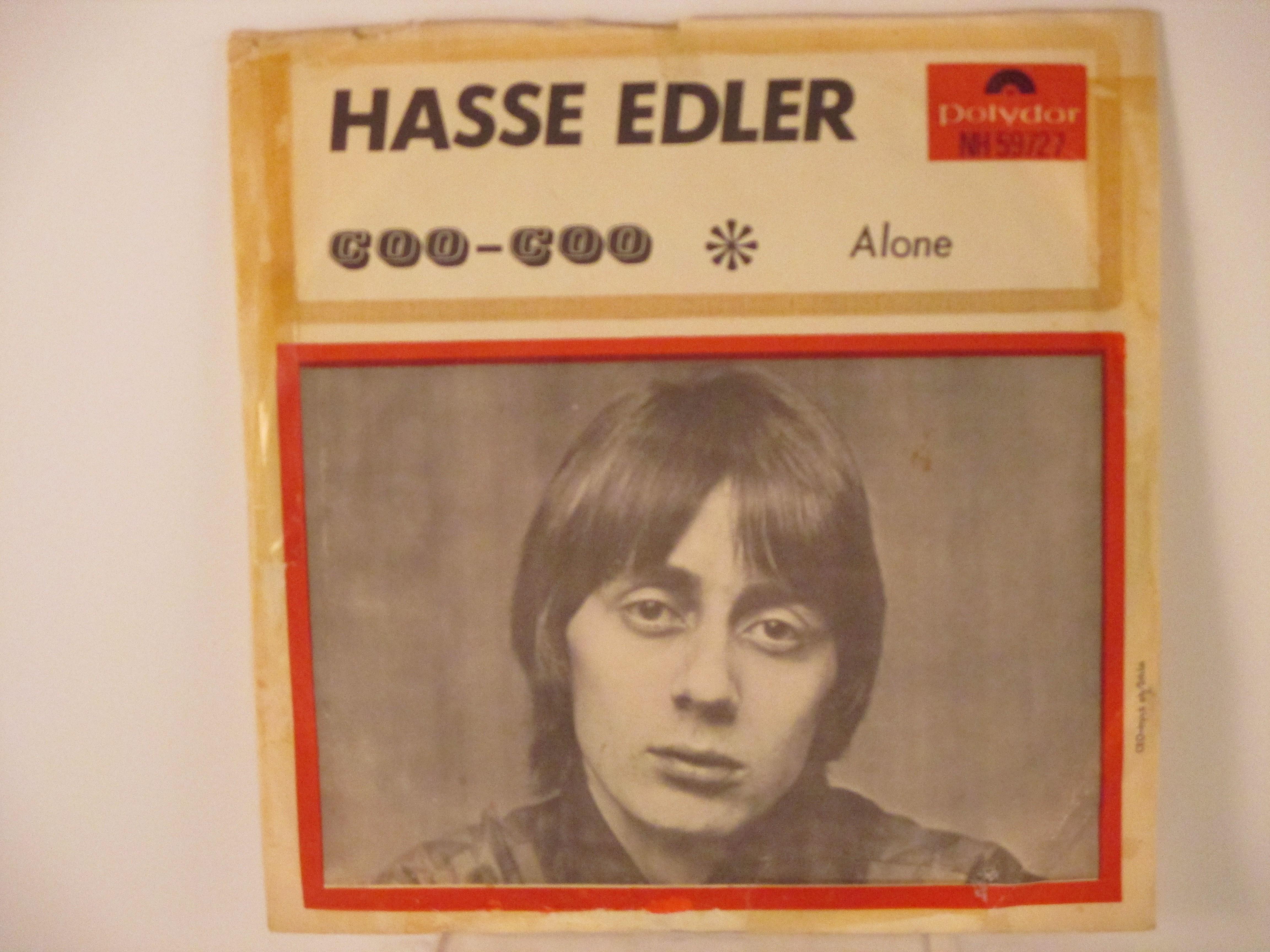 HASSE EDLER (of WE 4) : Alone / Goo-goo