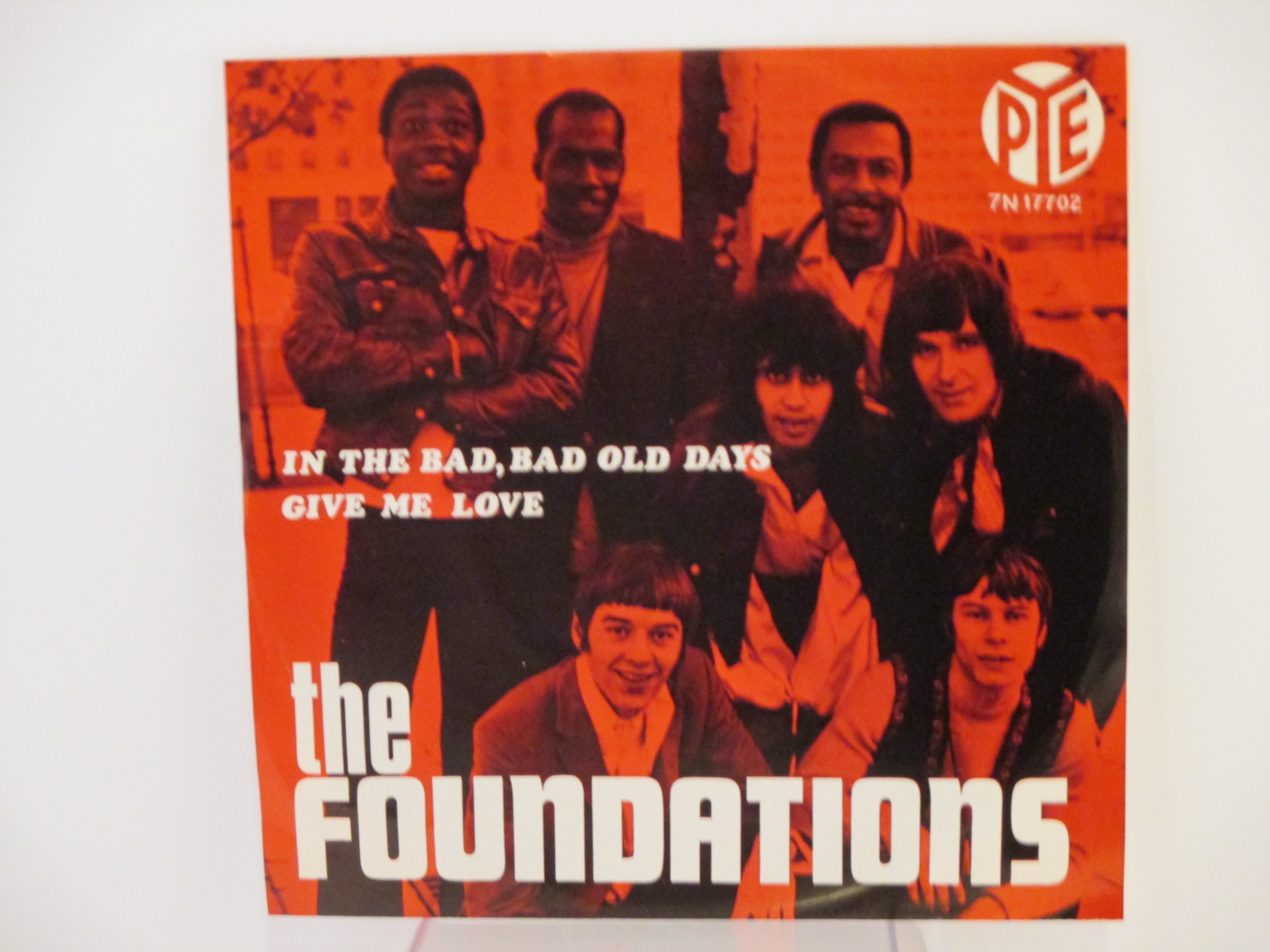 FOUNDATIONS : In the bad bad old days / Give me love