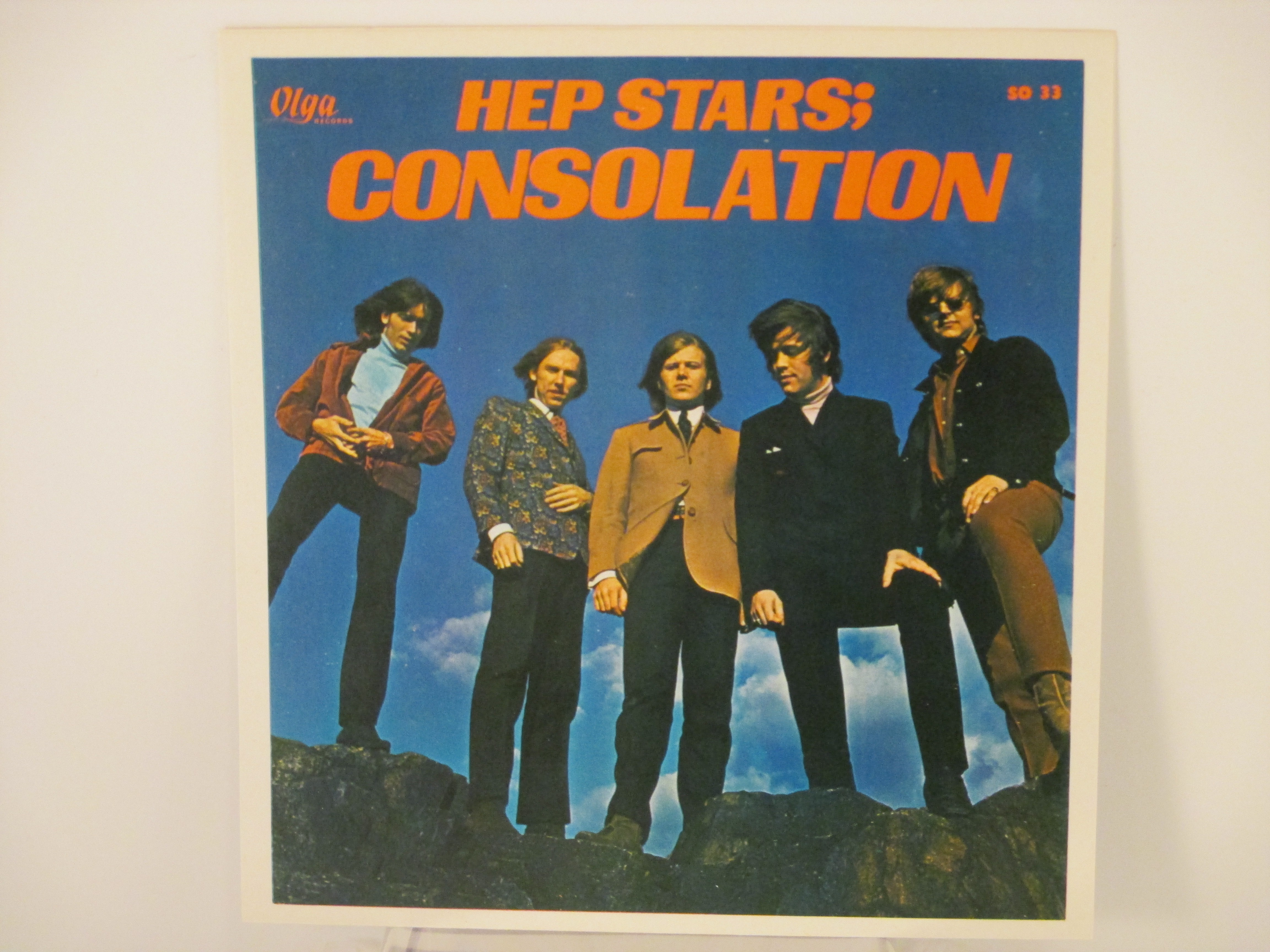 HEP STARS : Consolation / Don't