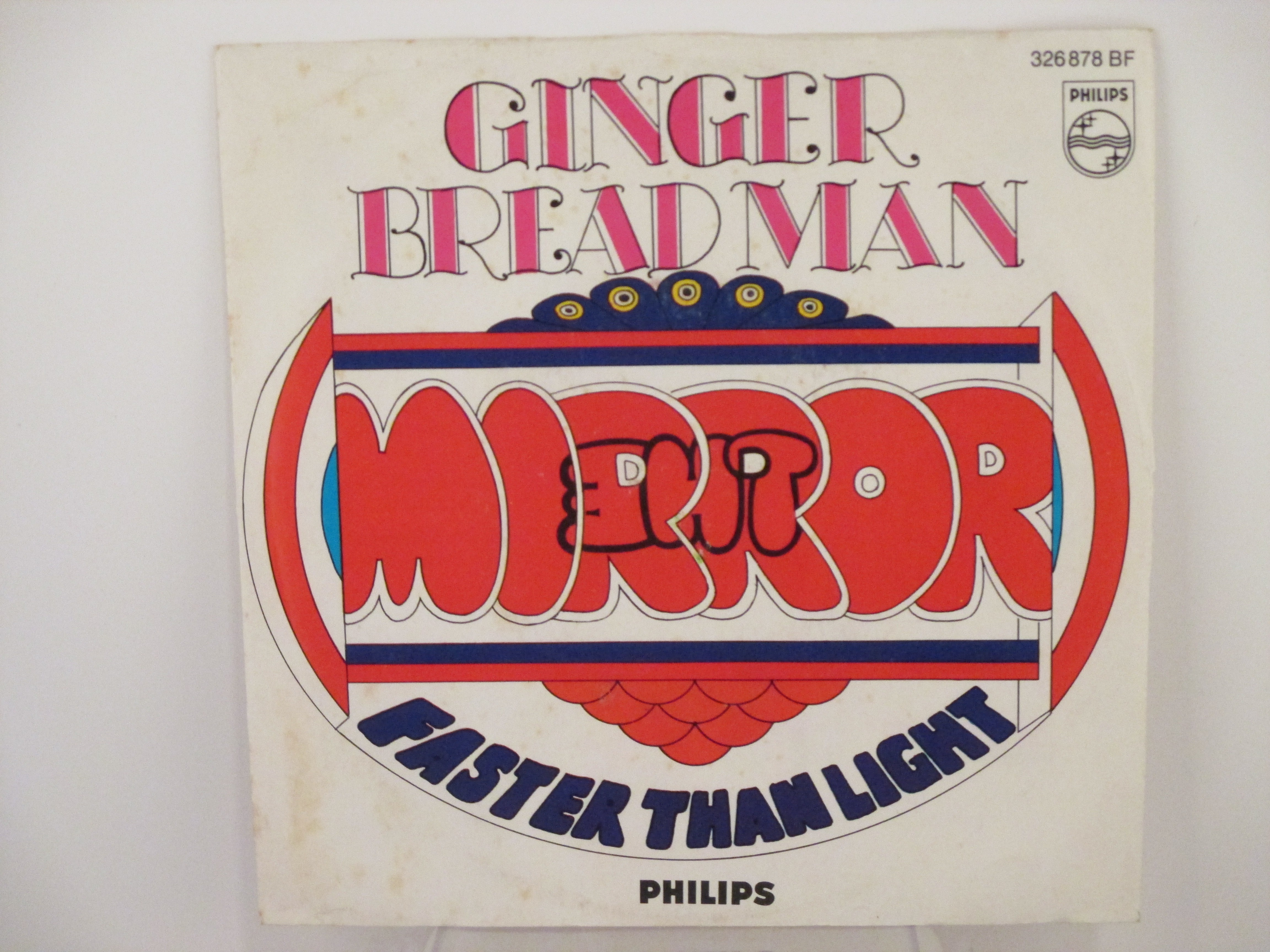 MIRROR : Gingerbread man / Faster than light