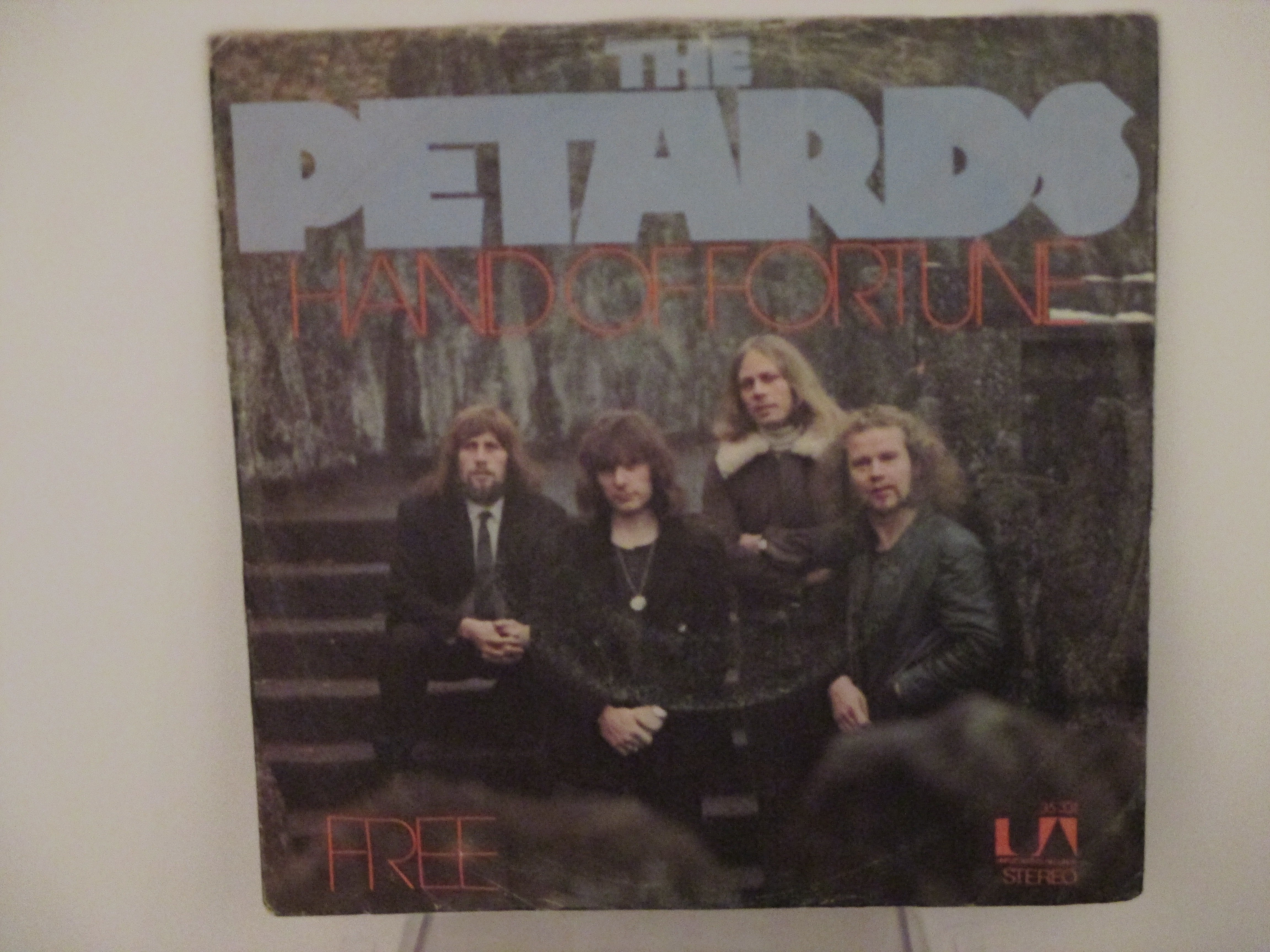 PETARDS : Hand of fortune / Free