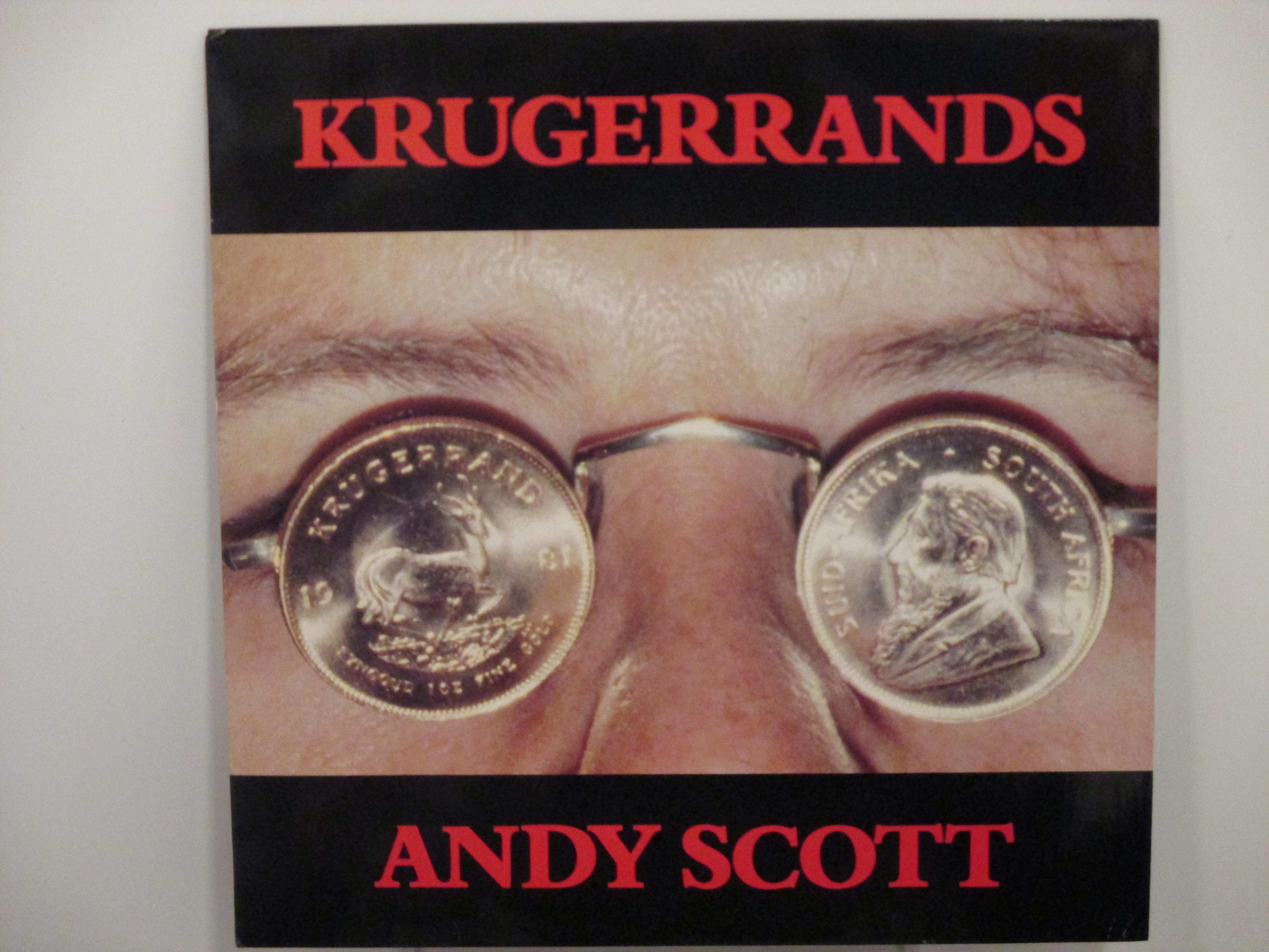 ANDY SCOTT (of SWEET) : Krugerrands / Face