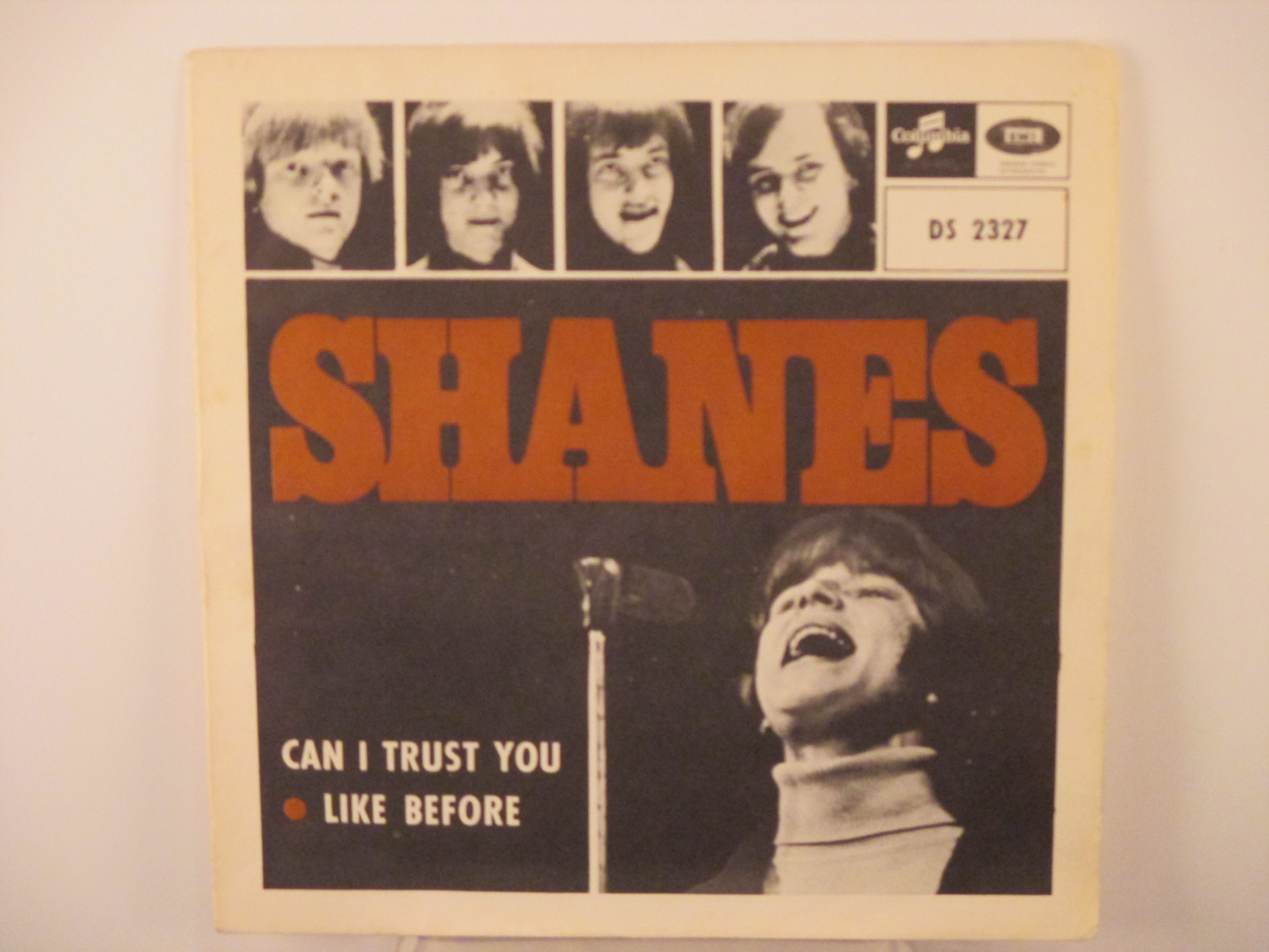 SHANES : Can I trust you / Like before