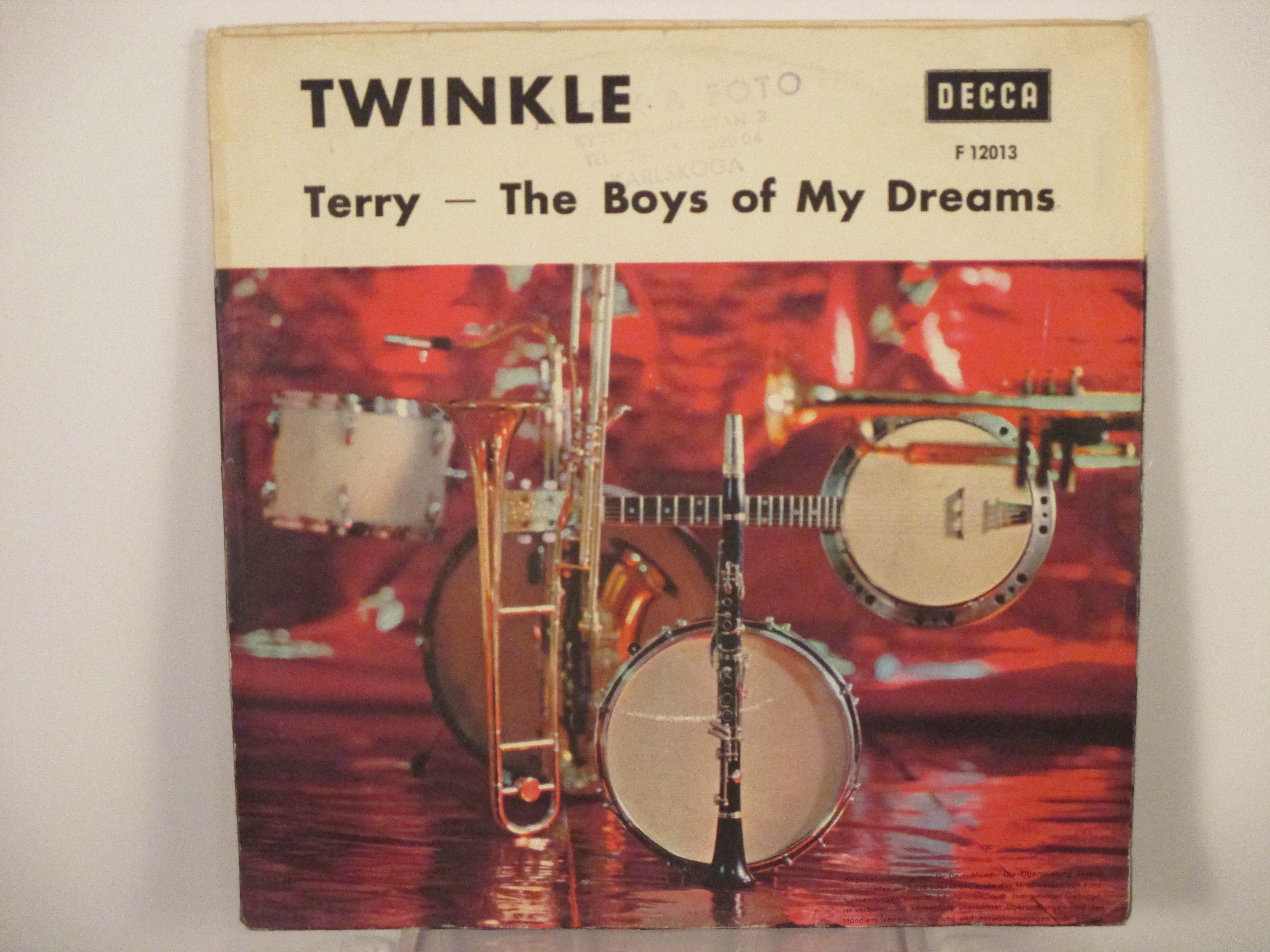 TWINKLE : Terry / The boys of my dreams