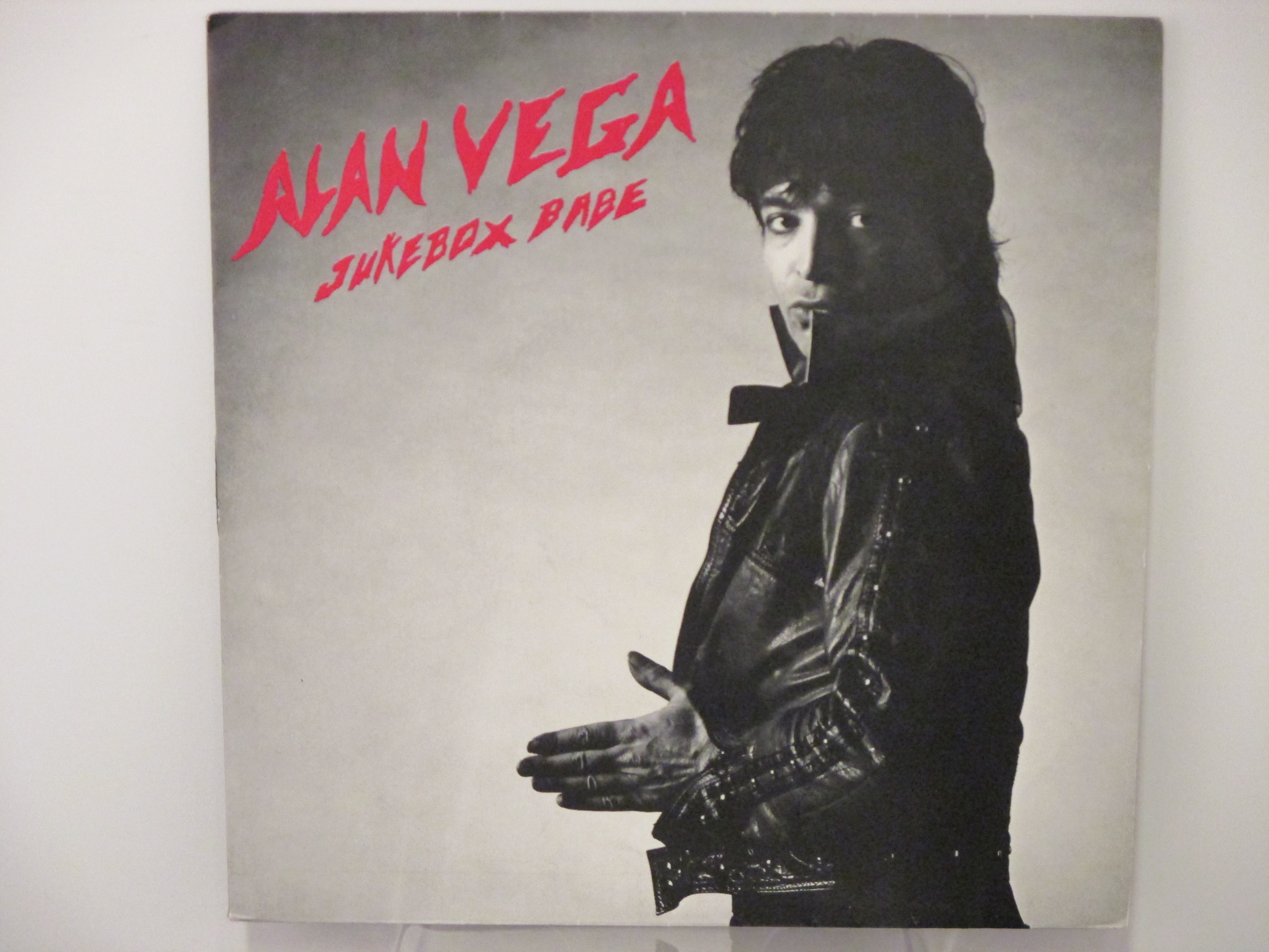 ALAN VEGA (of SUICIDE) : Jukebox babe / Lonely