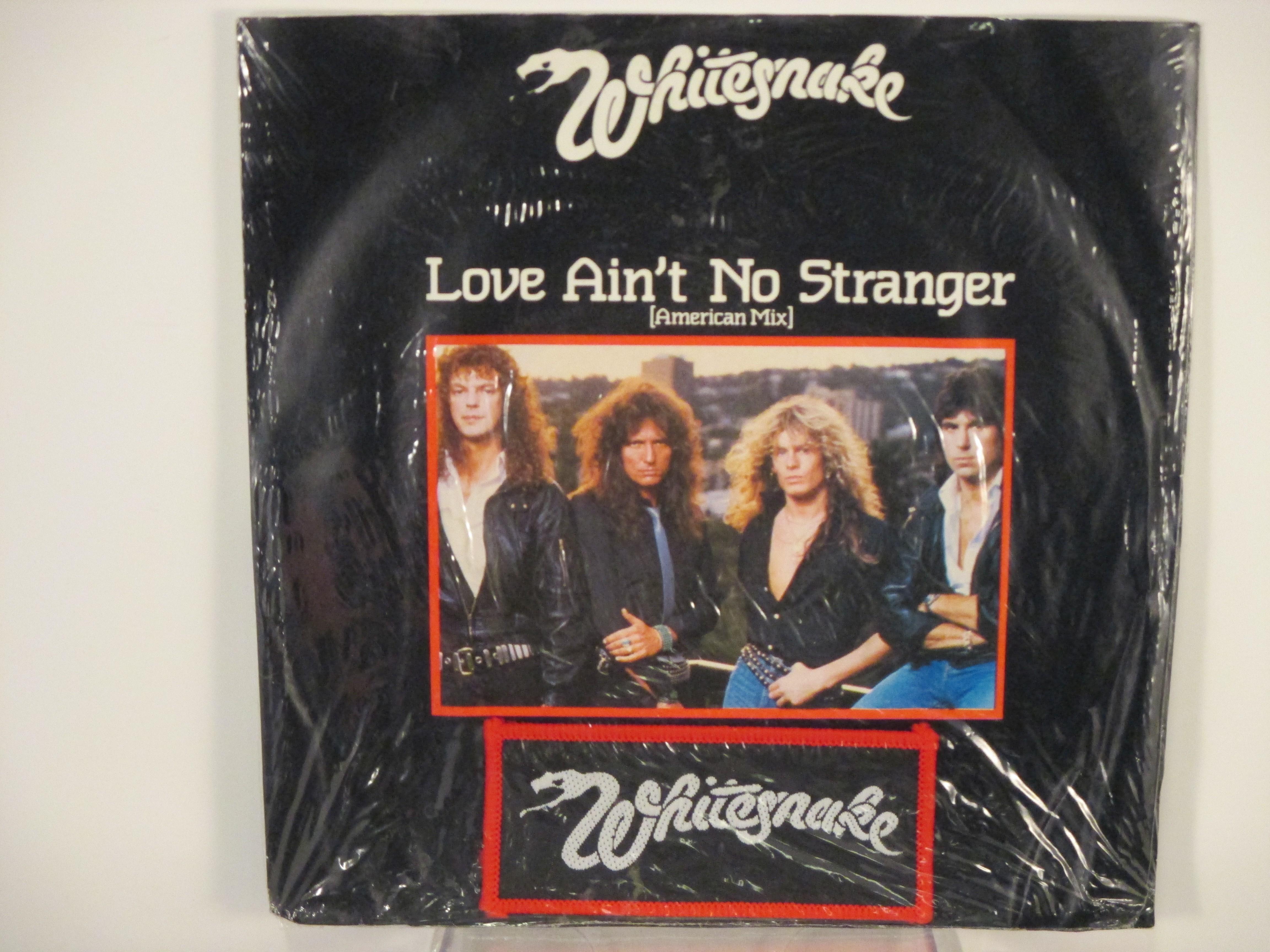 WHITESNAKE : Love ain't no stranger / Slow 'n' easy
