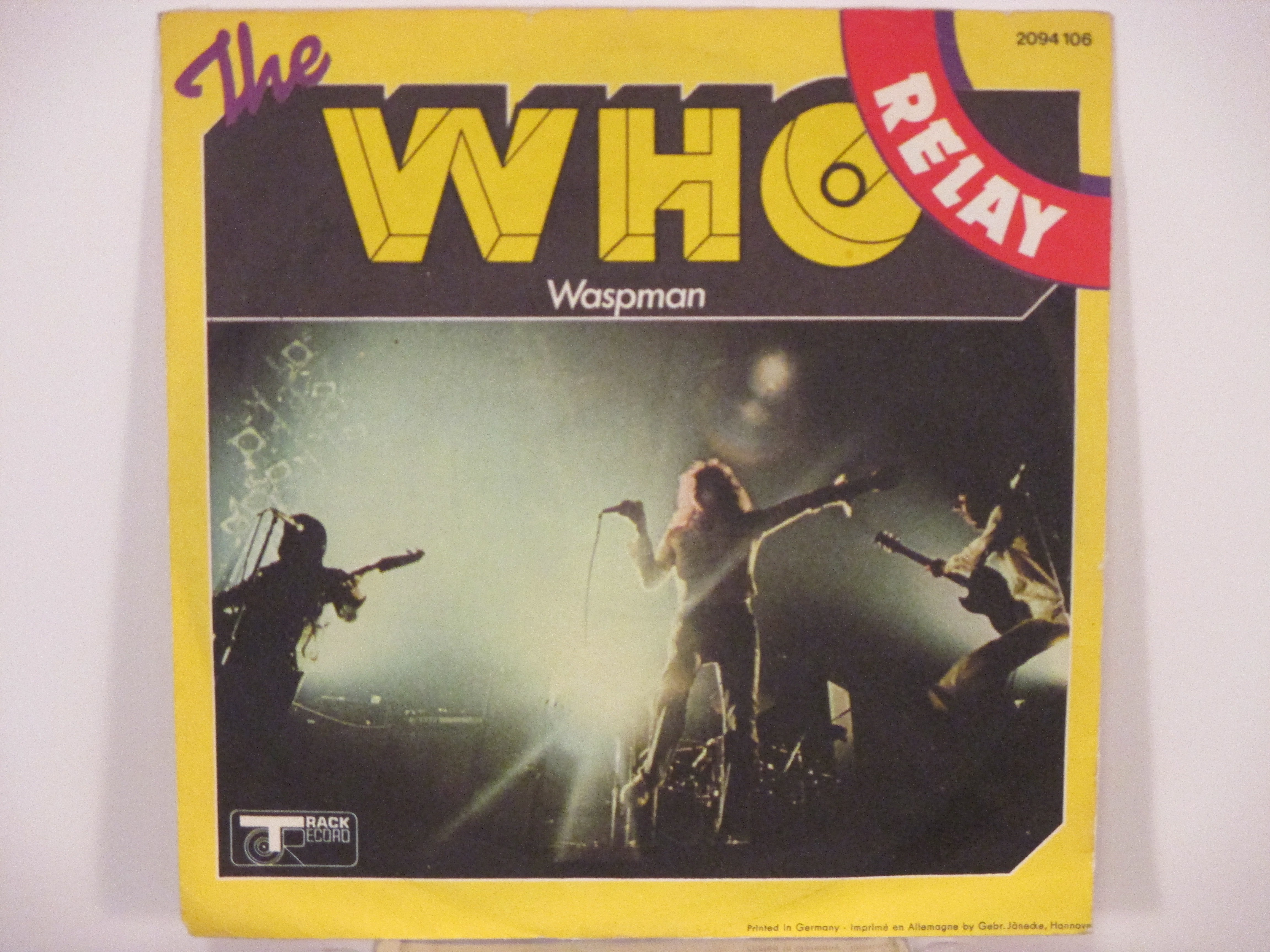WHO   The : Relay / Waspman