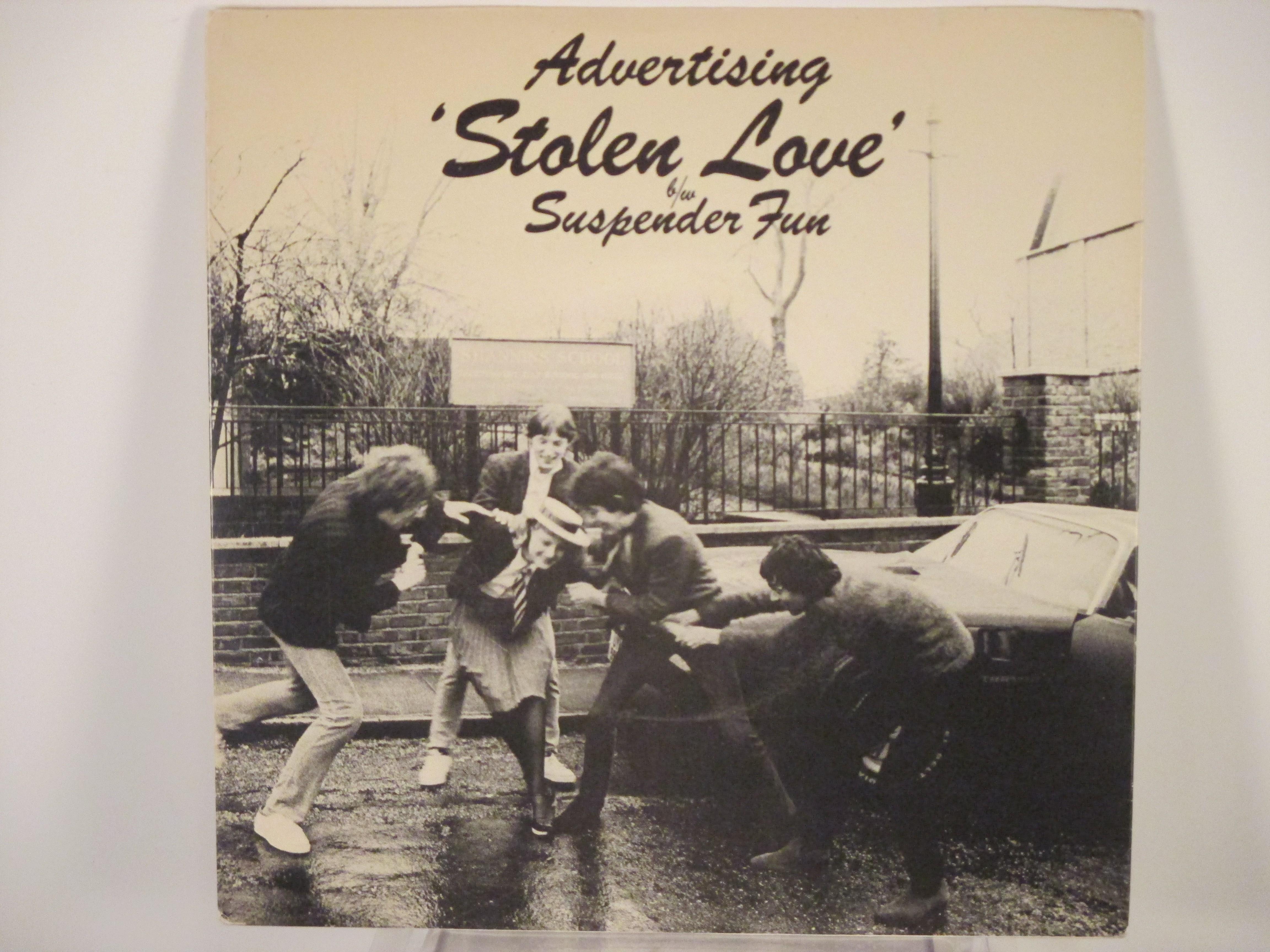 ADVERTISING : Stolen love / Suspender fun