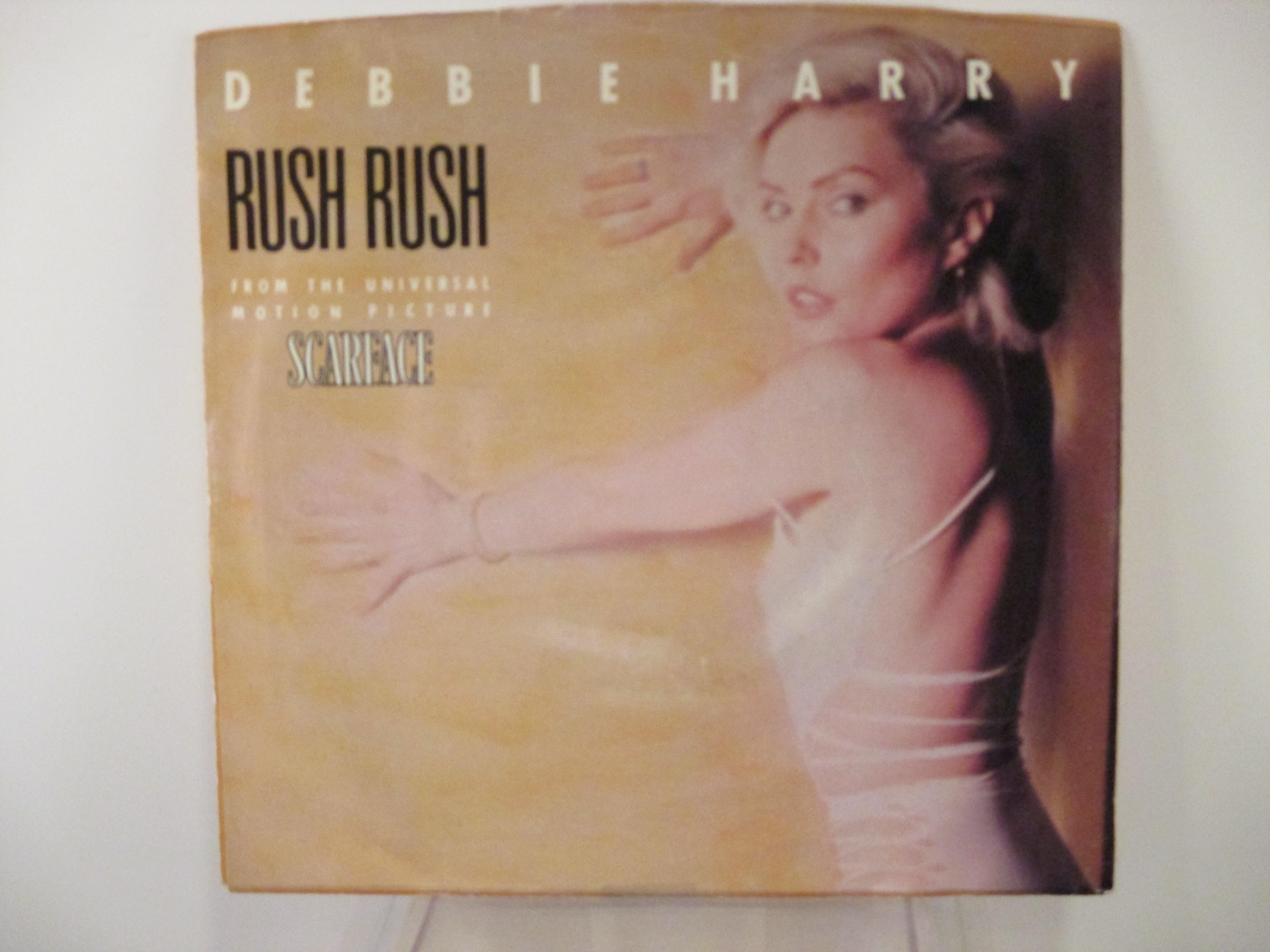 DEBBIE HARRY : Rush, rush / Dance, dance, dance