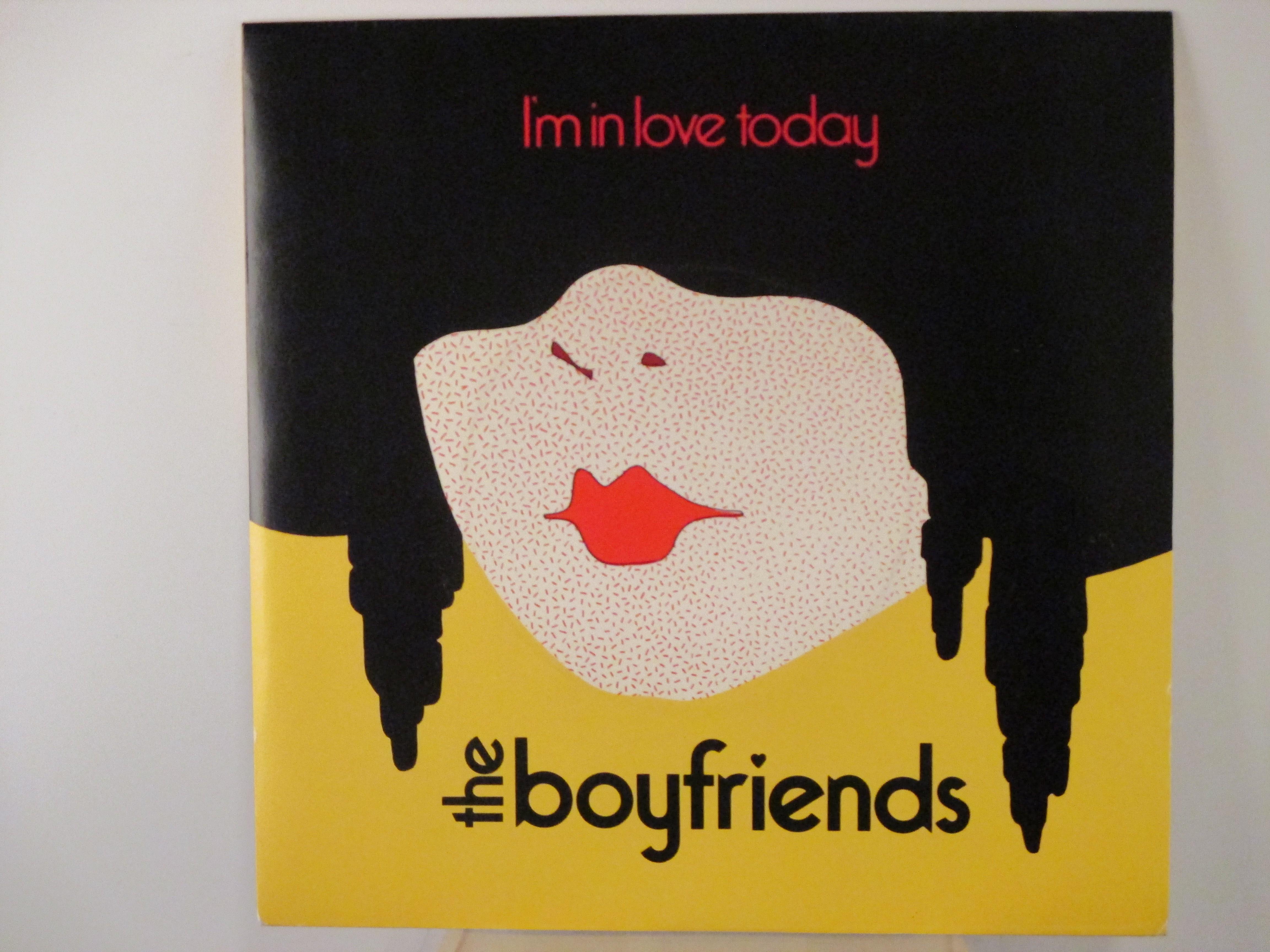 BOYFRIENDS : I'm in love today / Saturday night