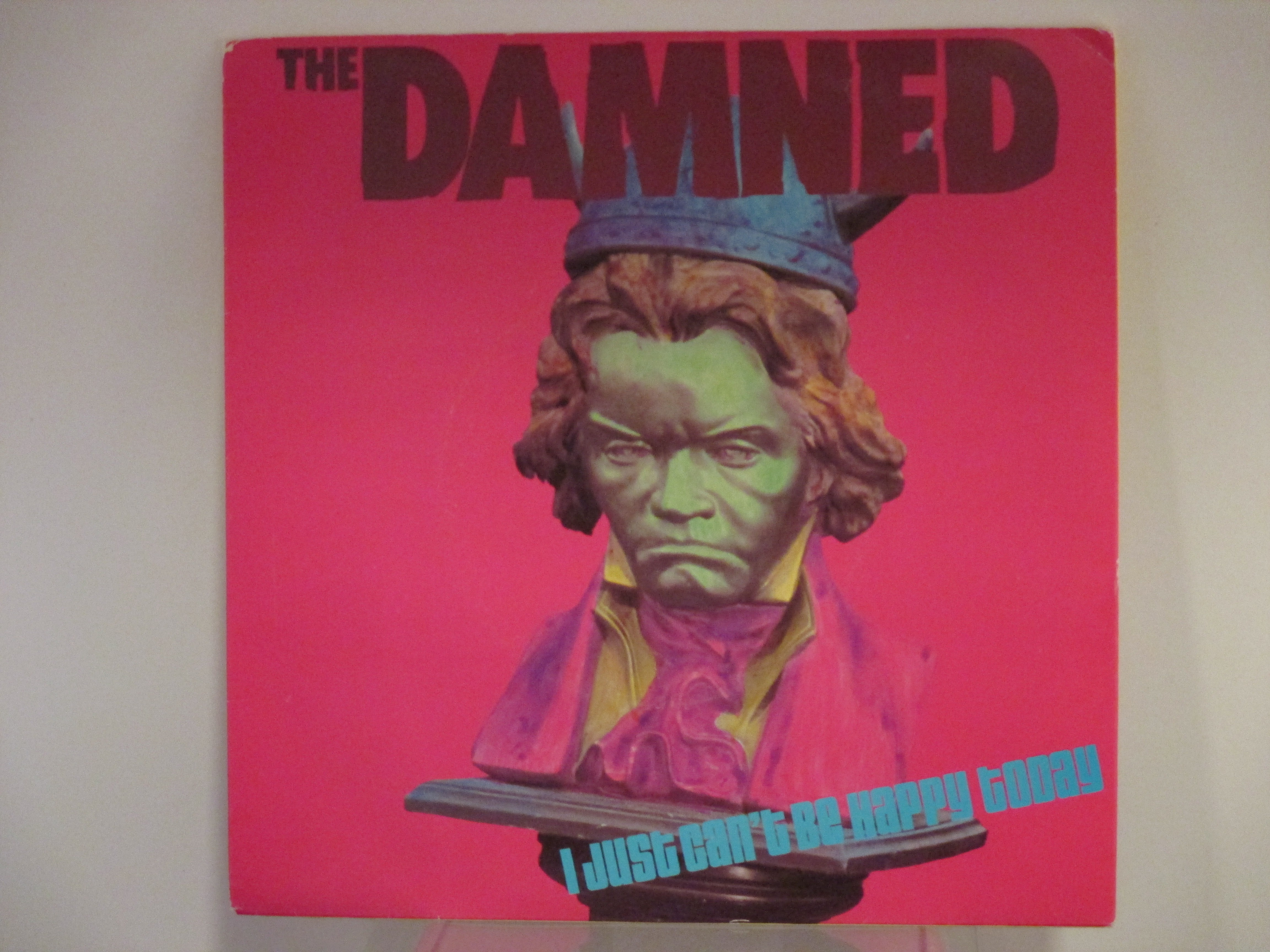 DAMNED : I just can't be happy today / Ballroom blitz