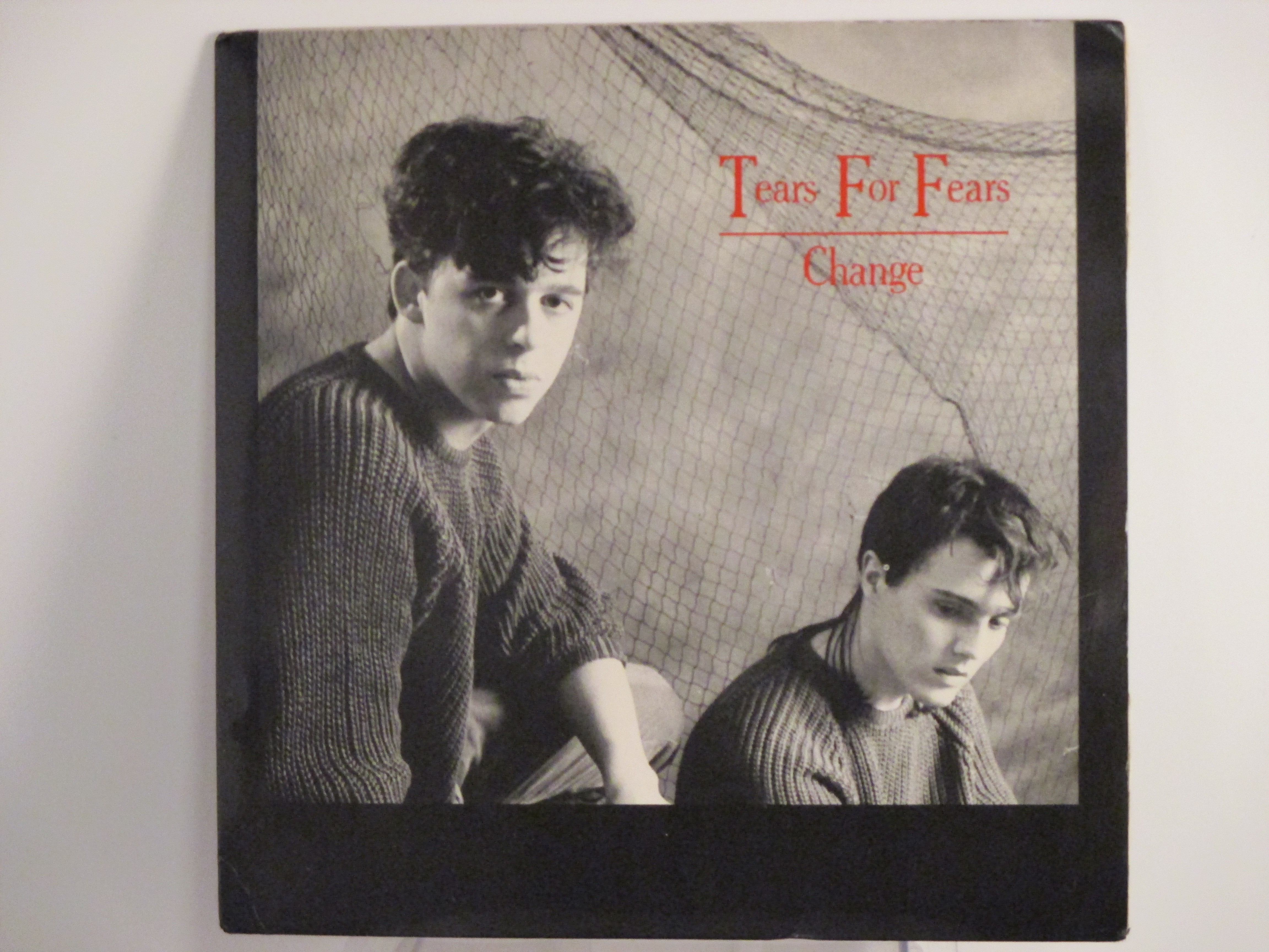 TEARS FOR FEARS : Change / The conflict