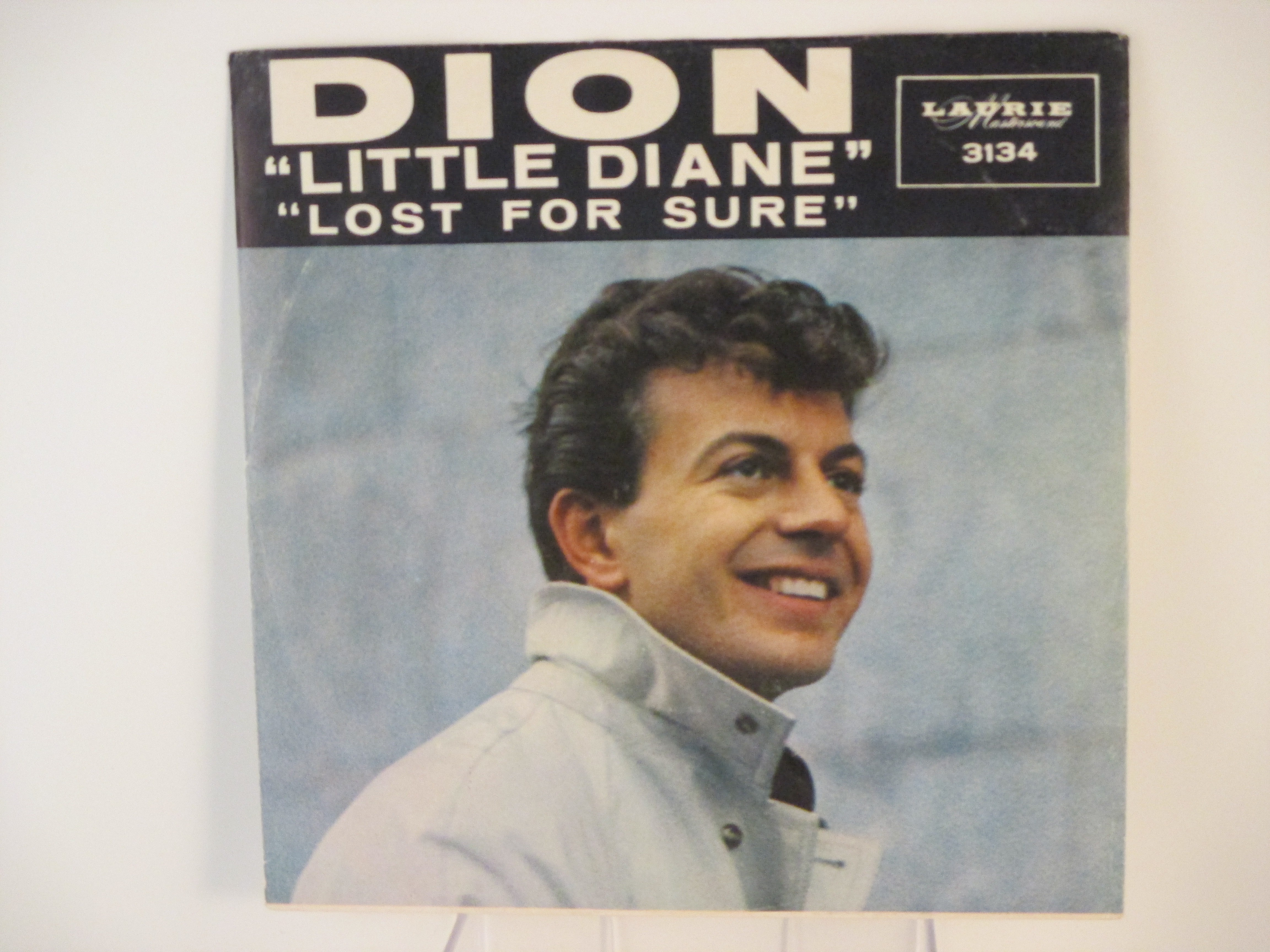 DION : Little Diane / Lost for sure
