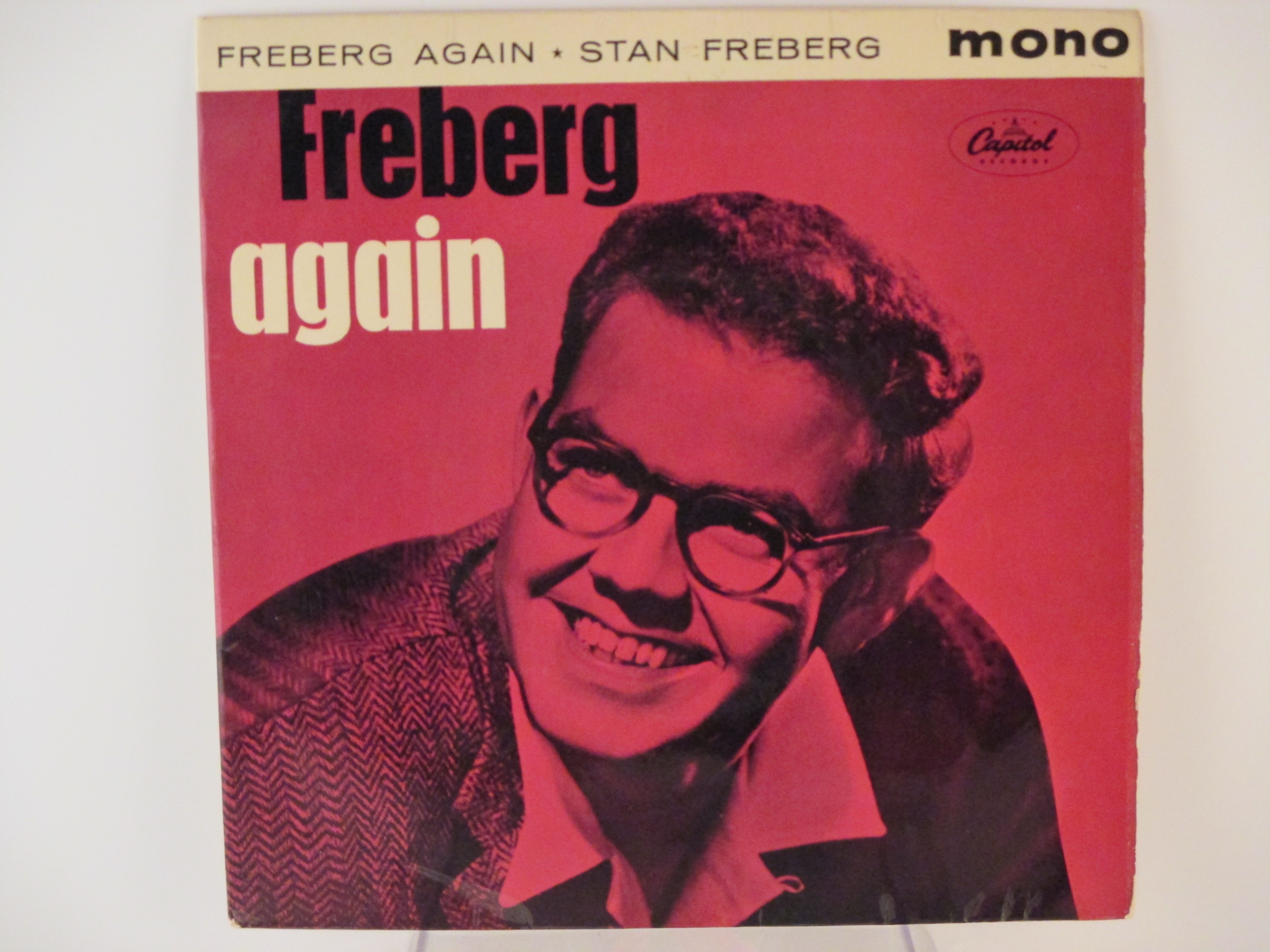 STAN FREBERG : (EP) Point of order / Person to Pearson / The lone psychiatrist / The honey-earthers
