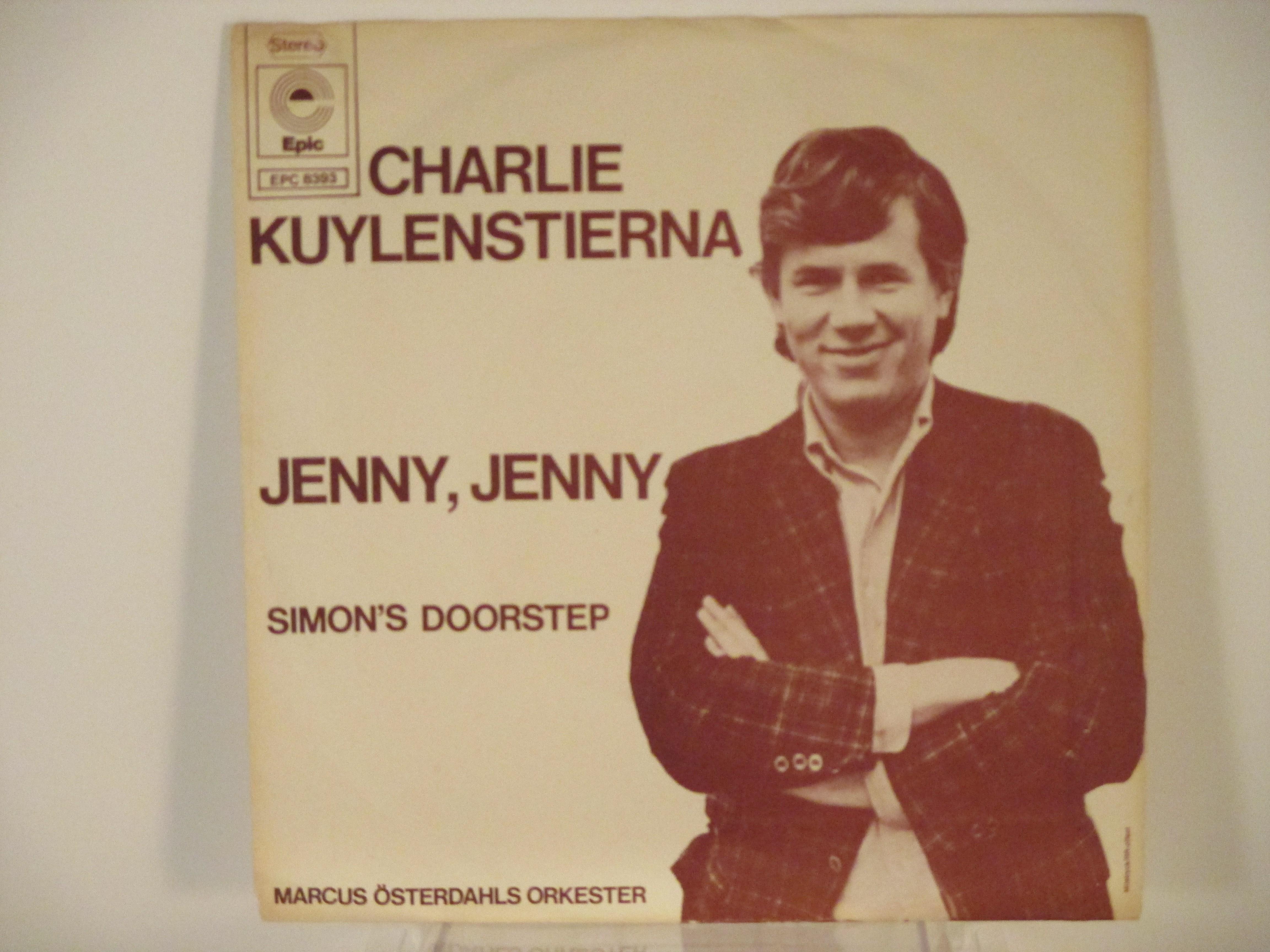 CHARLIE KUYLENSTIERNA : Jenny, Jenny / Simon's doorstep