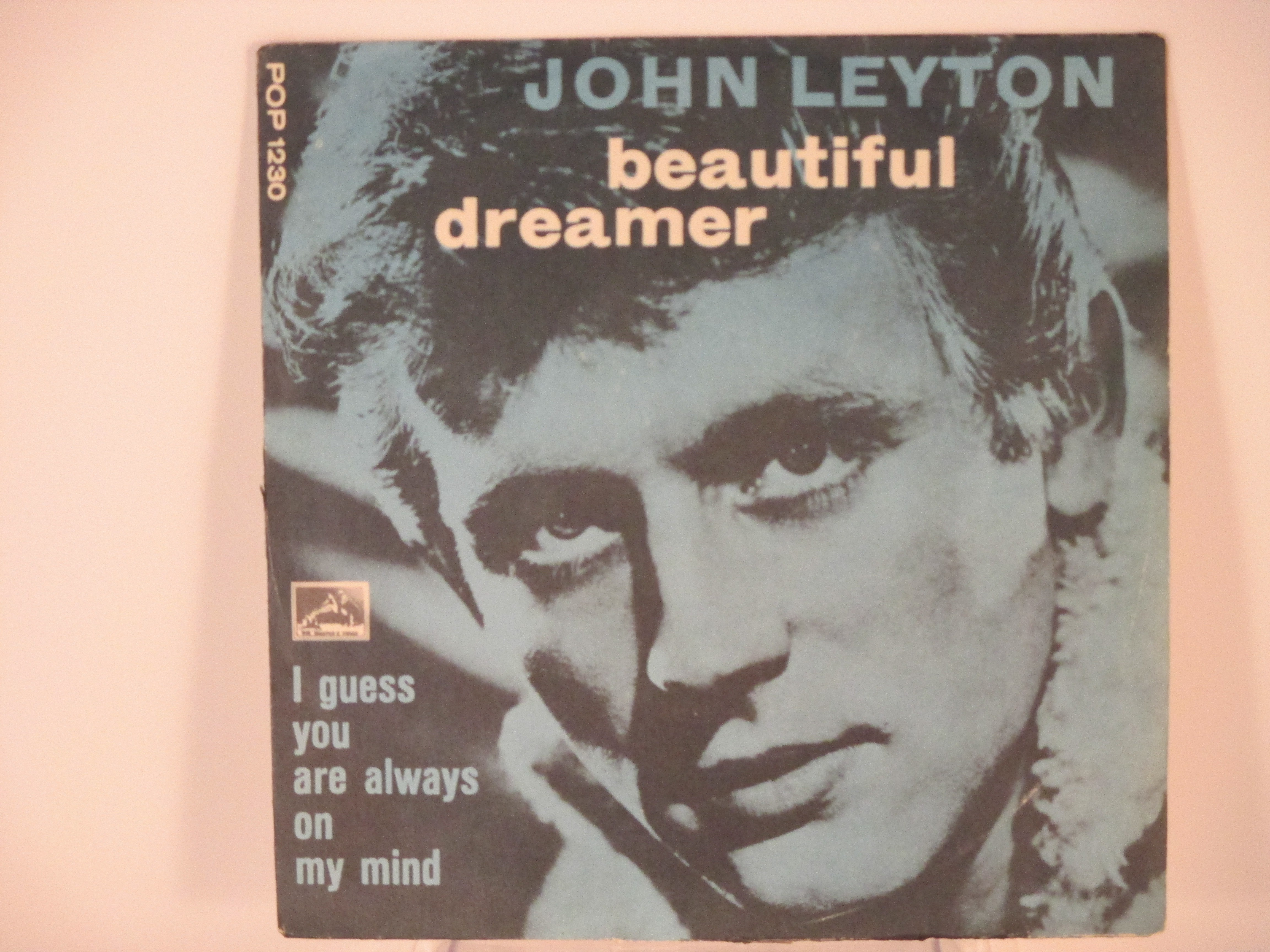 JOHN LEYTON : Beautiful dreamer / I guess you are always on my mind