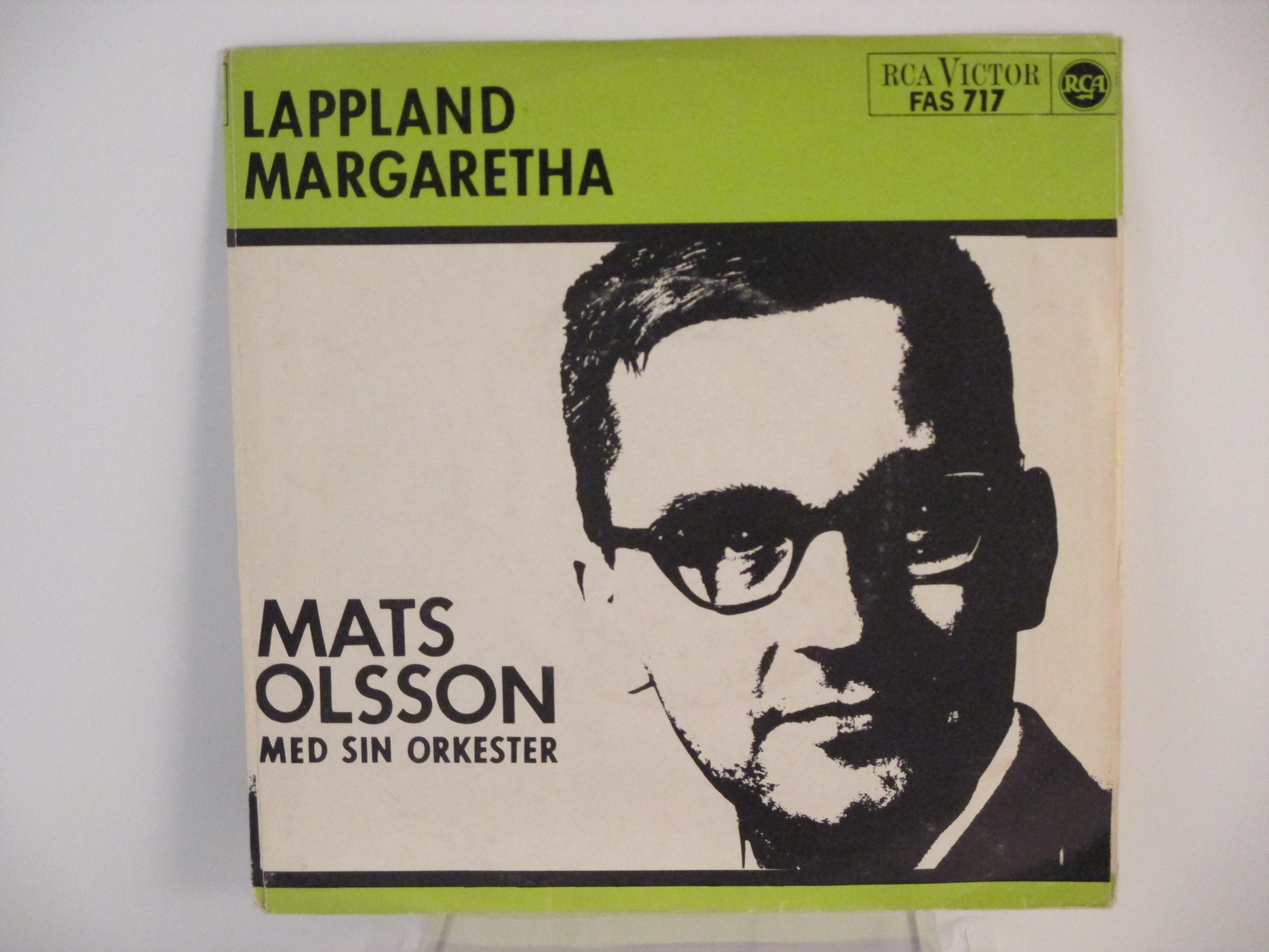 MATS OLSSON : Lappland / Margaretha