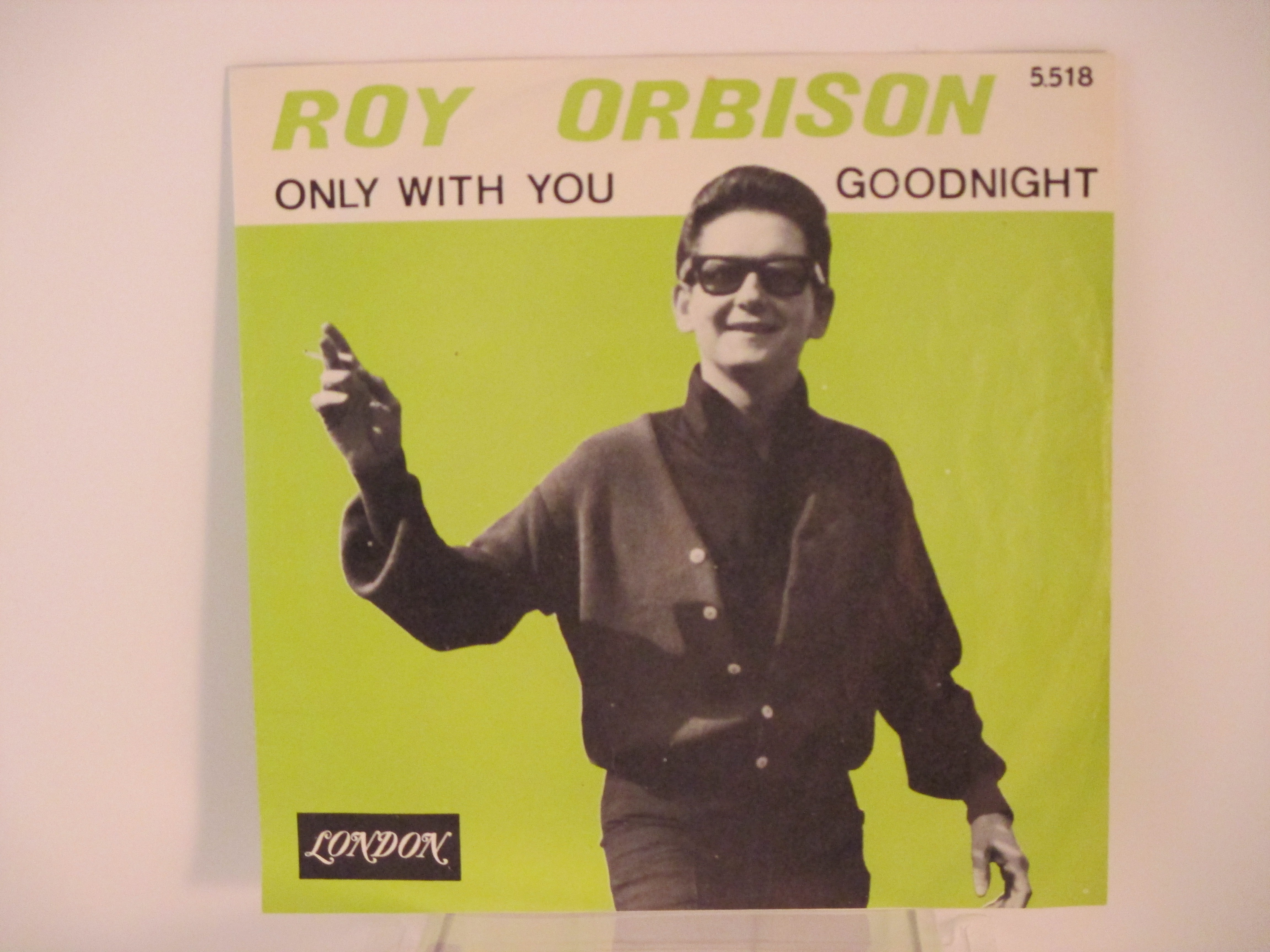 ROY ORBISON : Goodnight / Only with you