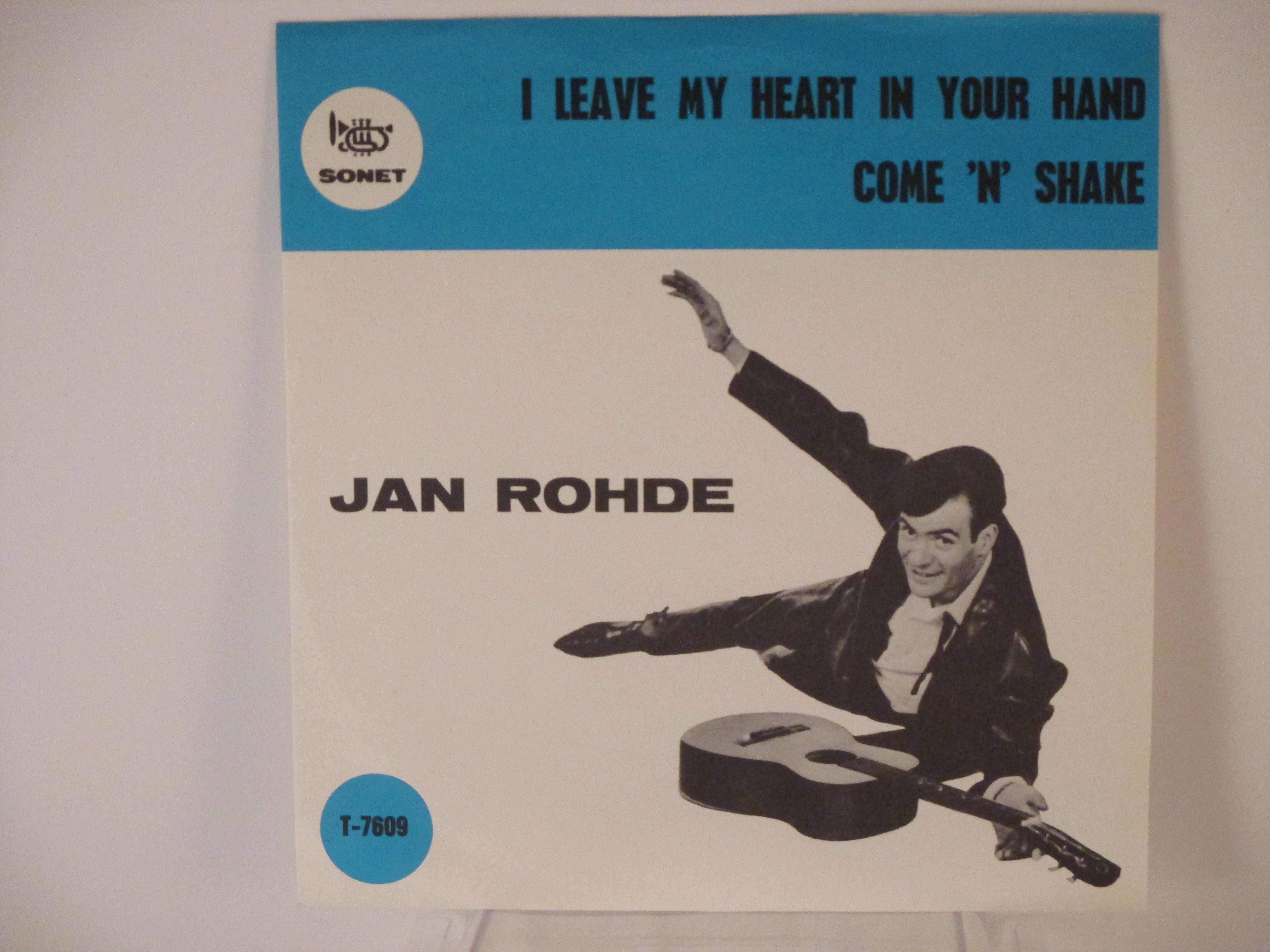 JAN ROHDE : I leave my heart in your hand / Come 'n' shake