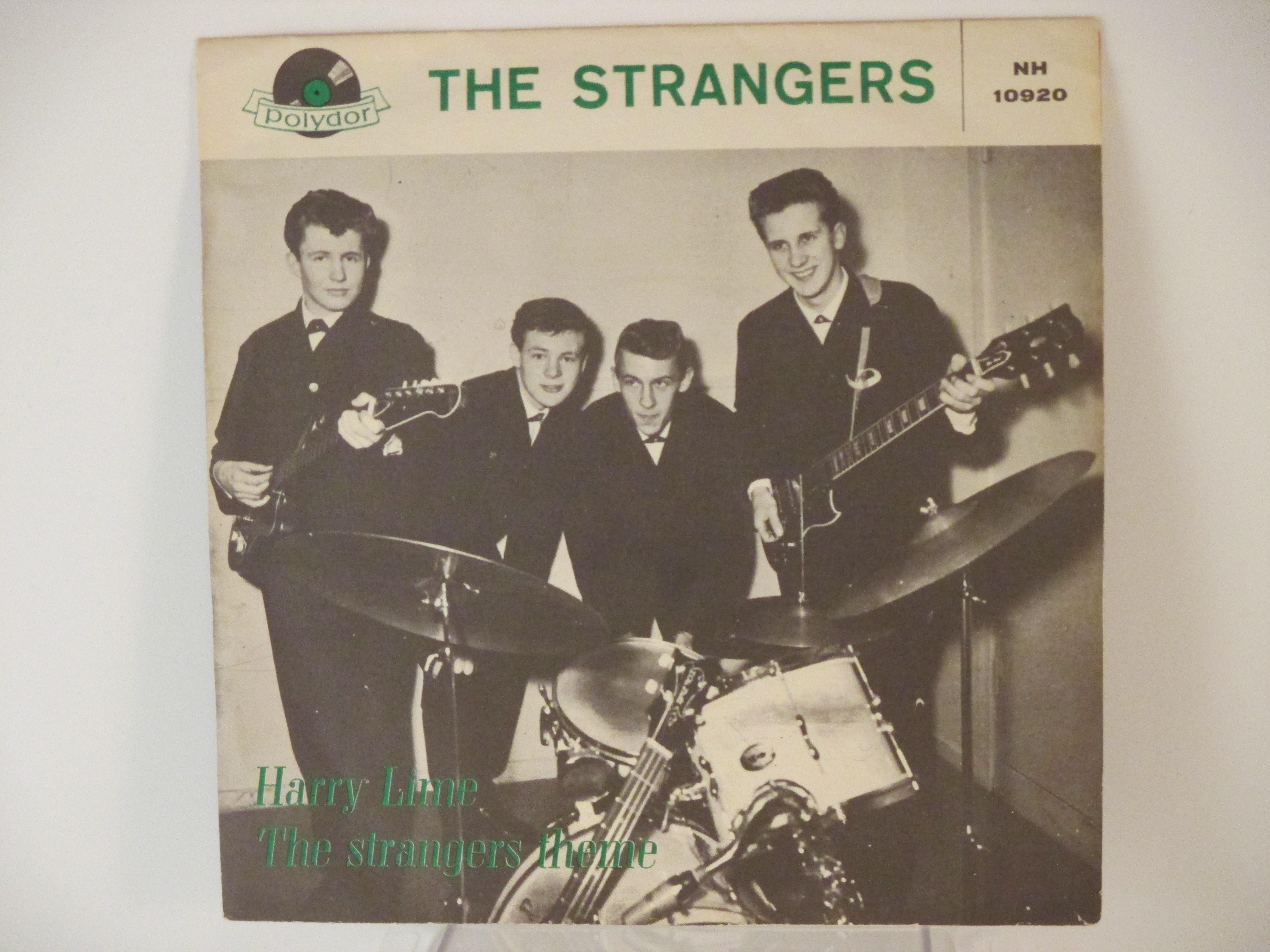 STRANGERS : Harry Lime / The strangers theme