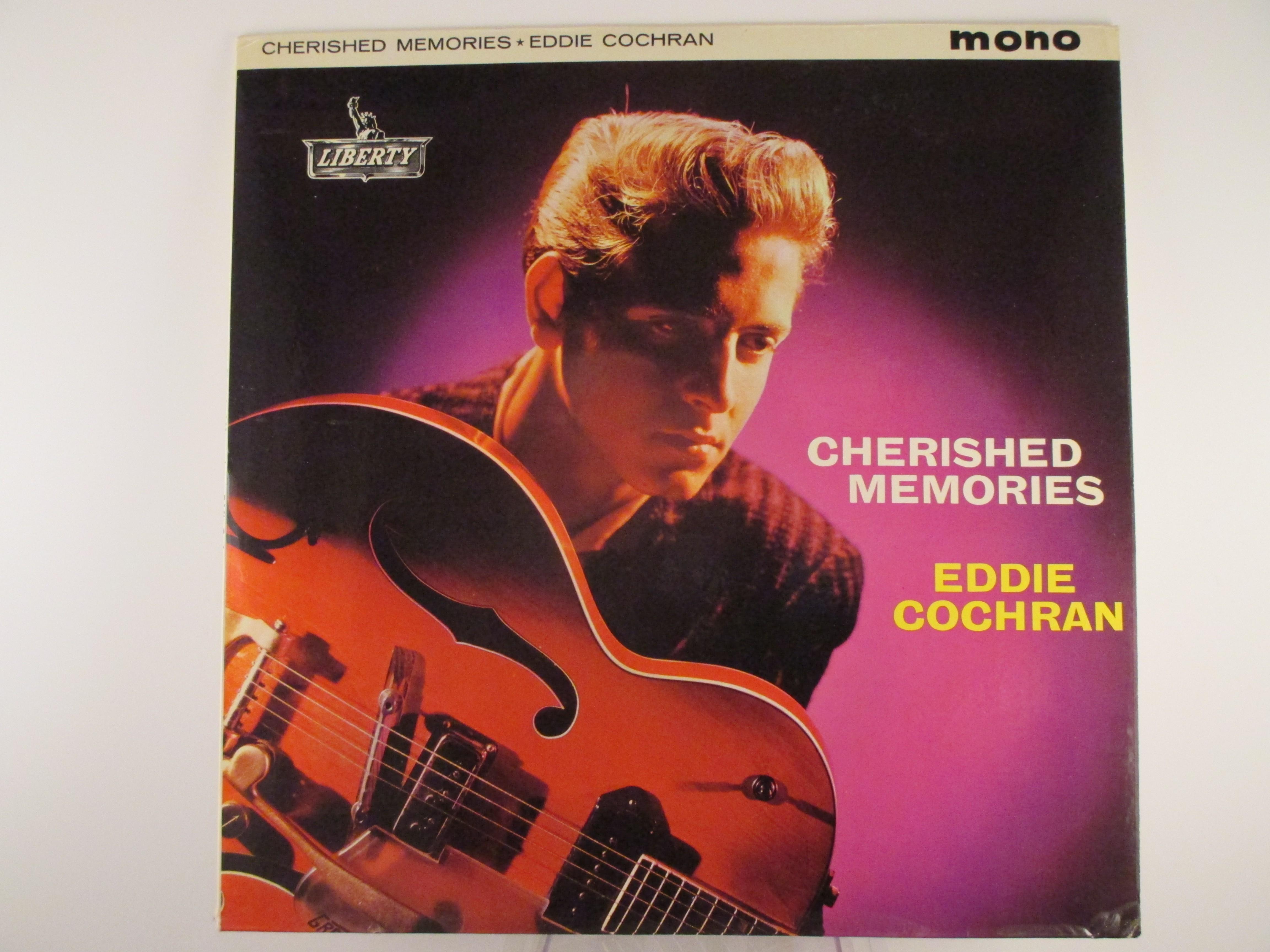 """EDDIE COCHRAN : """"Cherished memories"""""""