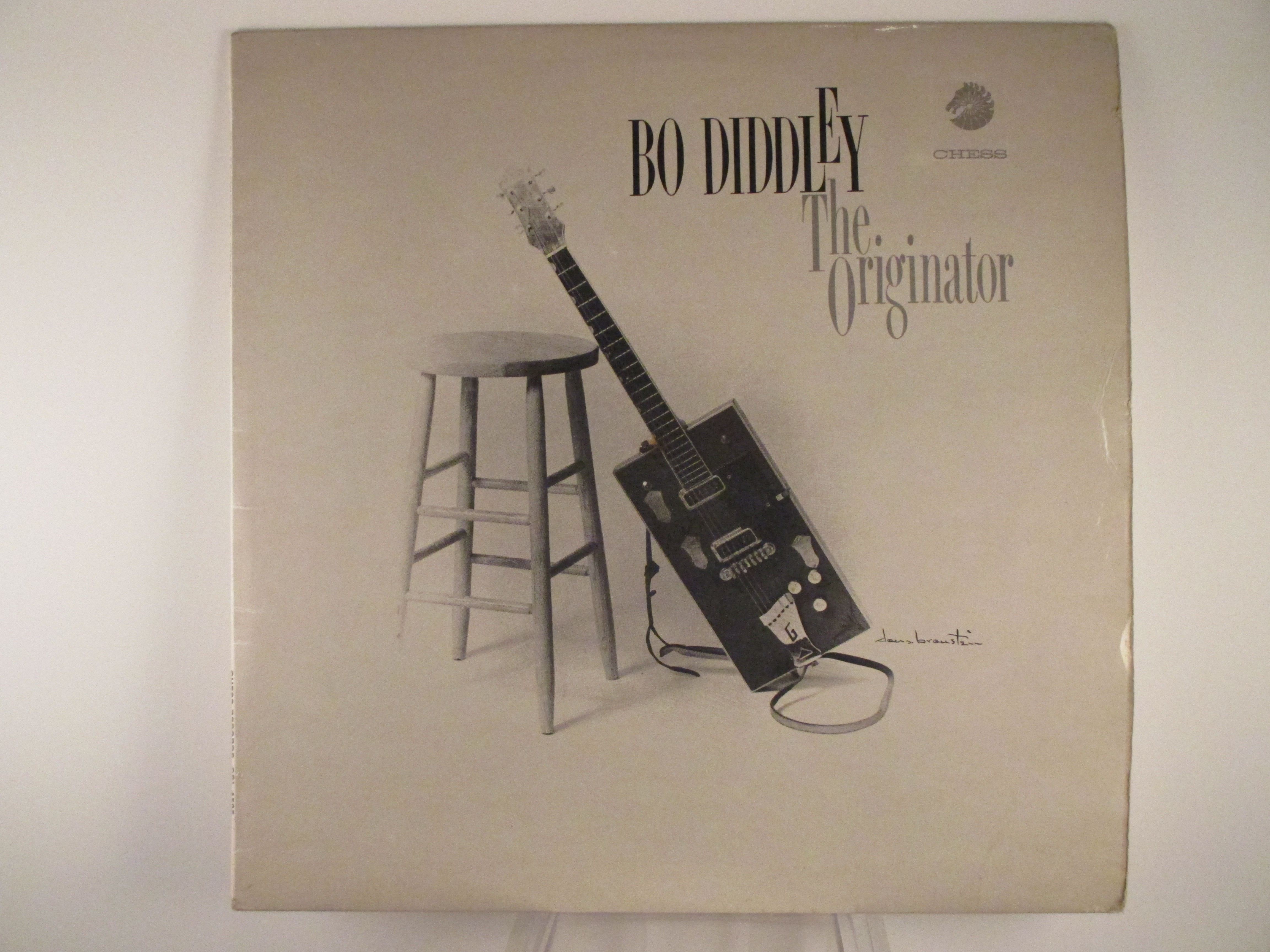 "BO DIDDLEY : ""The Originator"""