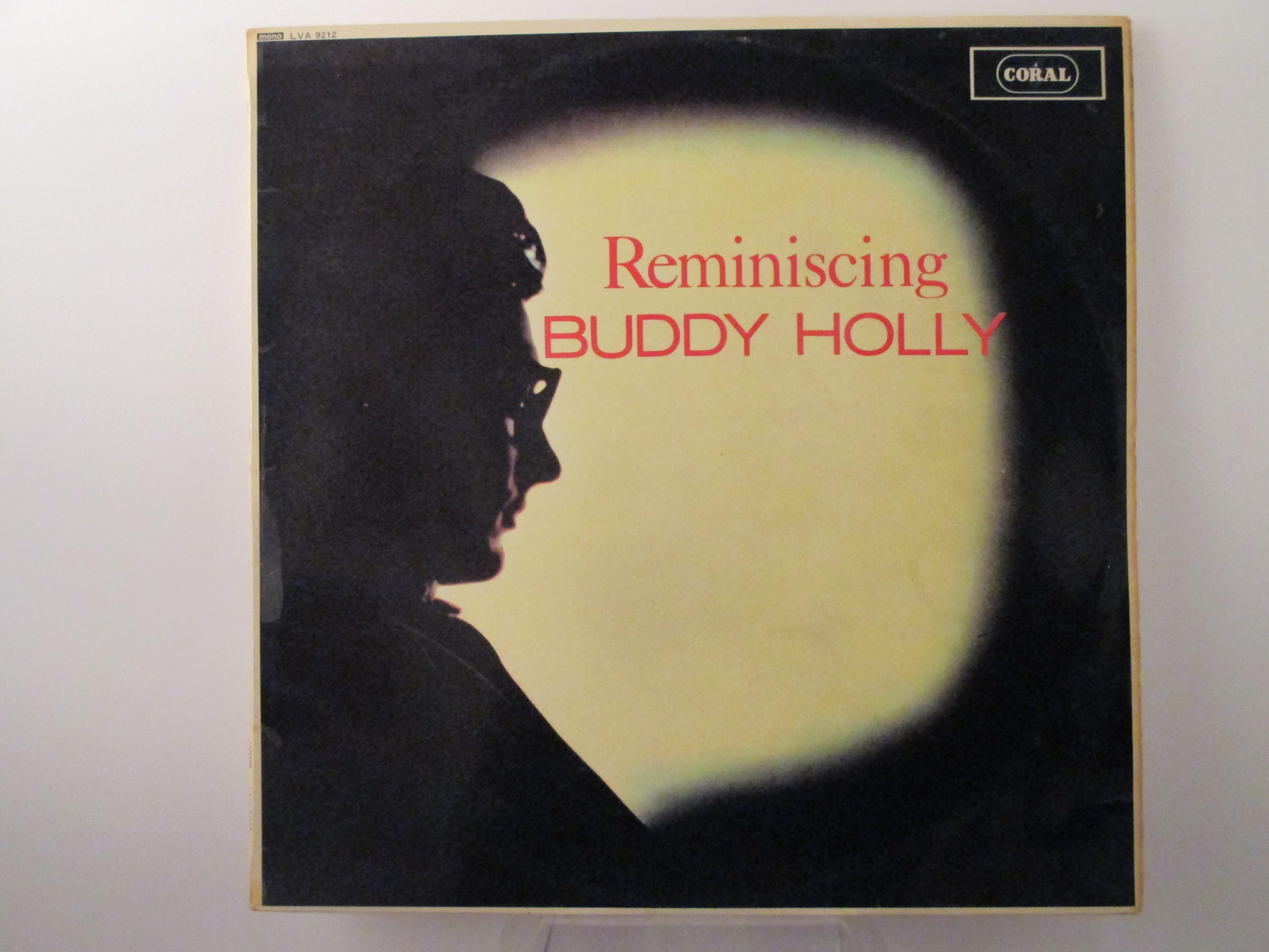 "BUDDY HOLLY : ""Reminiscing"""