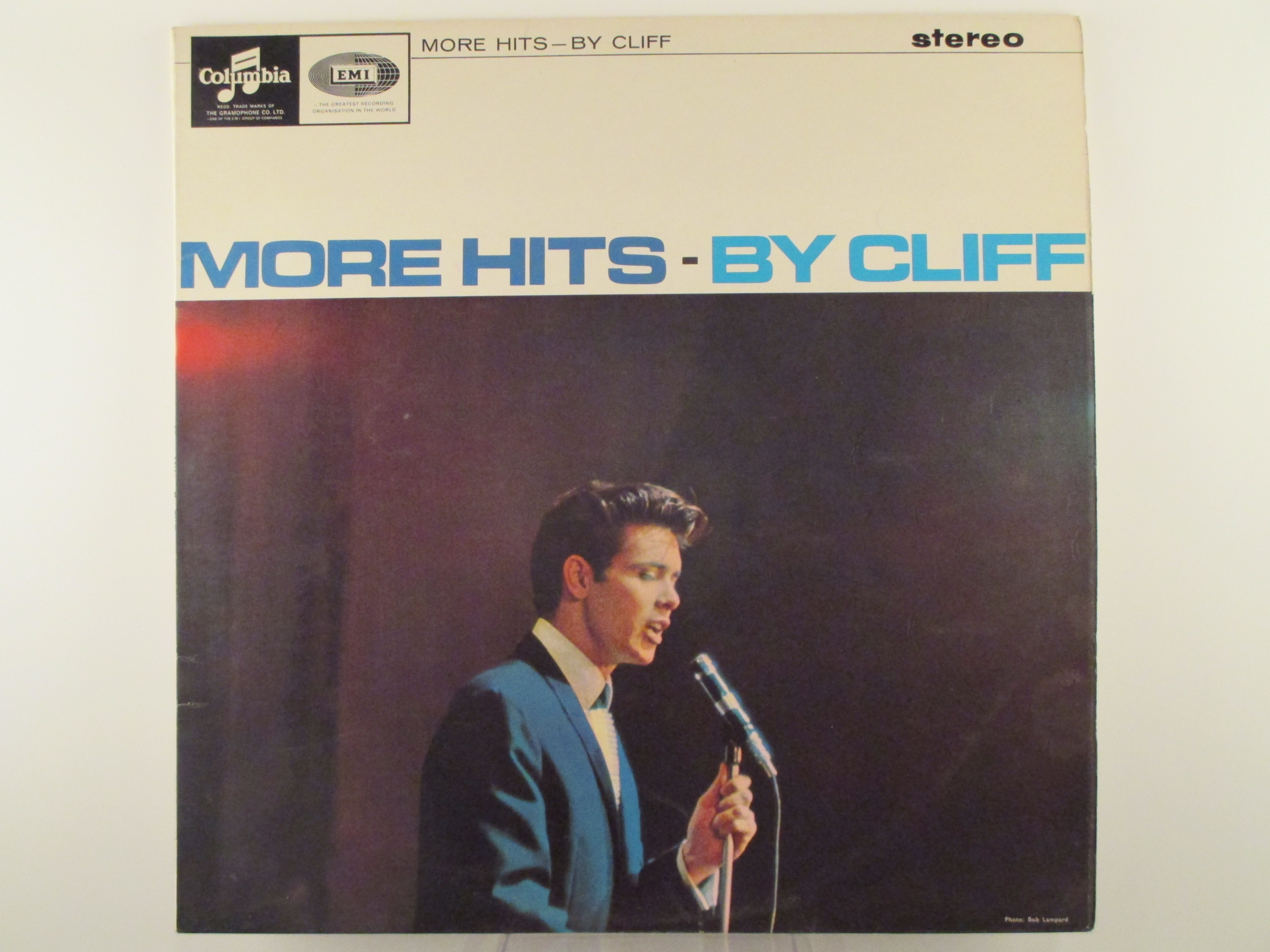 "CLIFF RICHARD : ""More hits by Cliff"""