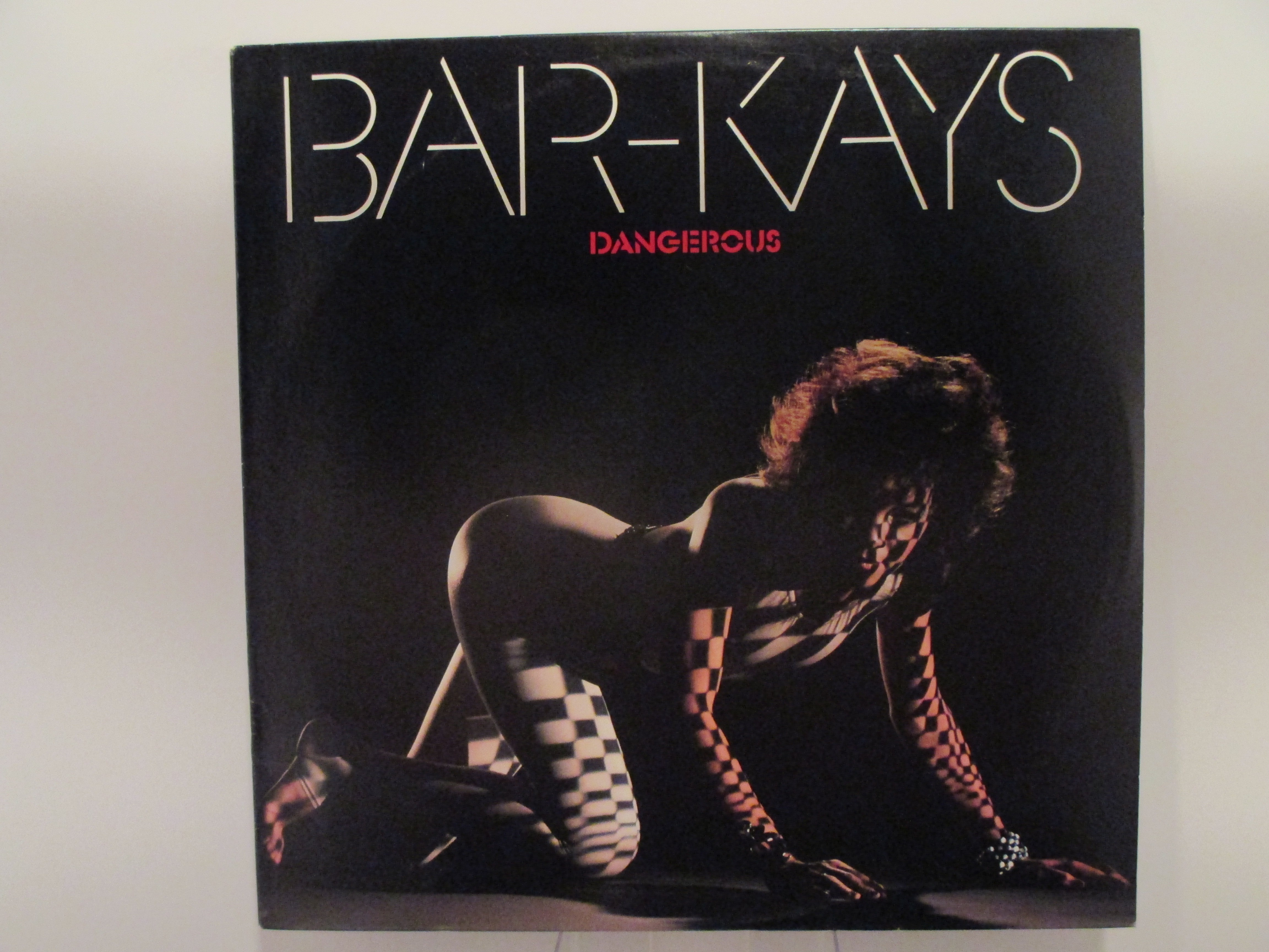 "BAR-KAYS : ""Dangerous"""