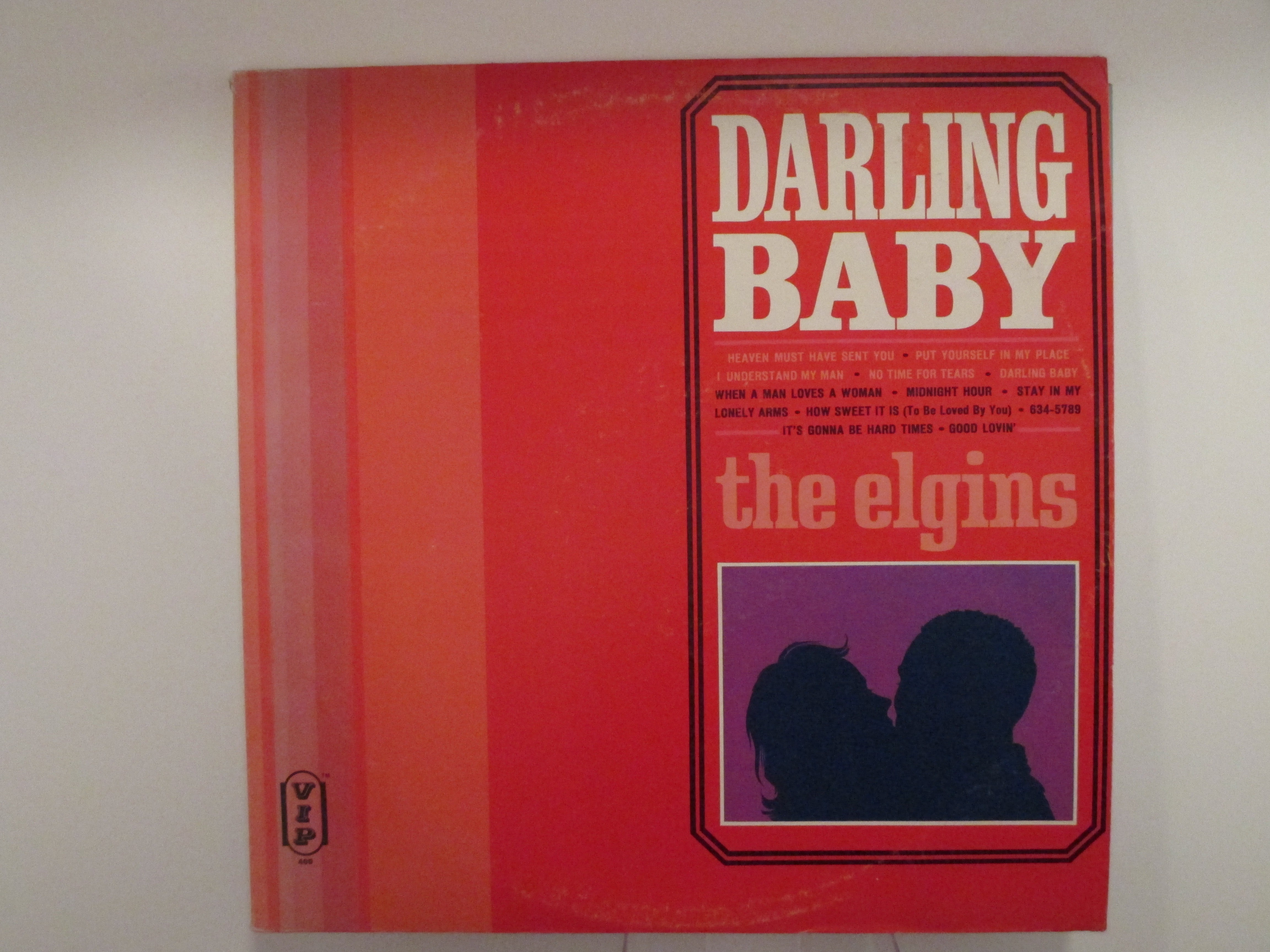 """ELGINS : """"Darling baby"""""""