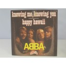 ABBA : Knowing me, knowing you / Happy Hawaii