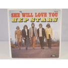 HEP STARS : She will love you / Like you used to do