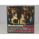 HOOTENANNY SINGERS : EP : En sång en gång var för längesen / Det är skönt att vara hemma igen / Blomman / Tänk dej de' att du och jag me'