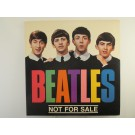 "BEATLES   The  : ""Not for sale"""