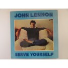 "JOHN LENNON : ""Serve yourself"""