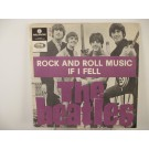 BEATLES  The   : Rock and roll music / If I fell