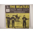 BEATLES  The  : Yesterday / Dizzy miss Lizzy