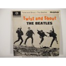"BEATLES   The   : (EP) ""Twist and shout""   Title / A taste of honey / Do you want to know a secret / There's a place"