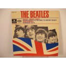 BEATLES   The  : (EP) Dizzy miss Lizzy / Everybody's trying to be my baby / Yesterday / Kansas city