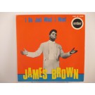 "JAMES BROWN : (EP)  ""I do just what I want ""  : Title / So long / The bells / I love you, yes I do"