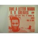 R. B. GREAVES : (EP)  Take a letter Maria / Always something there to remind me / Cupid / This is soul