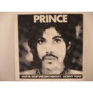 PRINCE : Gotta stop (messin' about)  / Horny toad