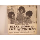 "SUPREMES : ""Welcome to Berns 1968""  : Greatest Hits  Part 1 / - Part 2"