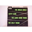JOHN BARRY : (EP) The human jungle / Cutty sark / The James Bond theme / The Lolly theme